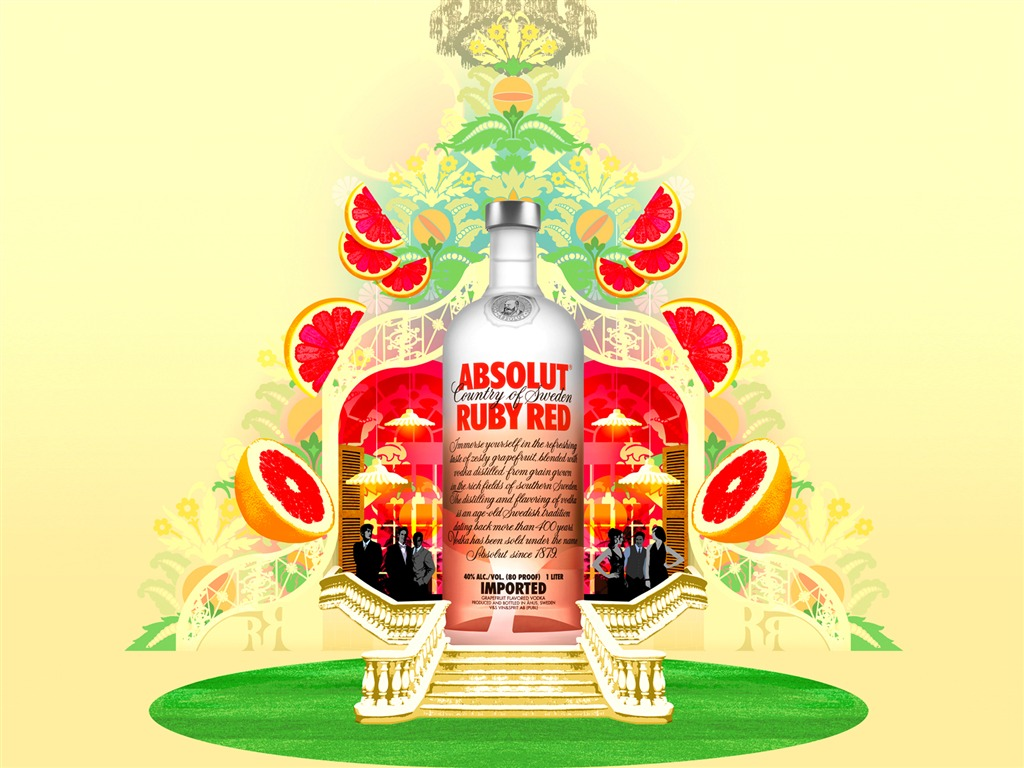 Absolut Tapety louhu Reklama #10 - 1024x768