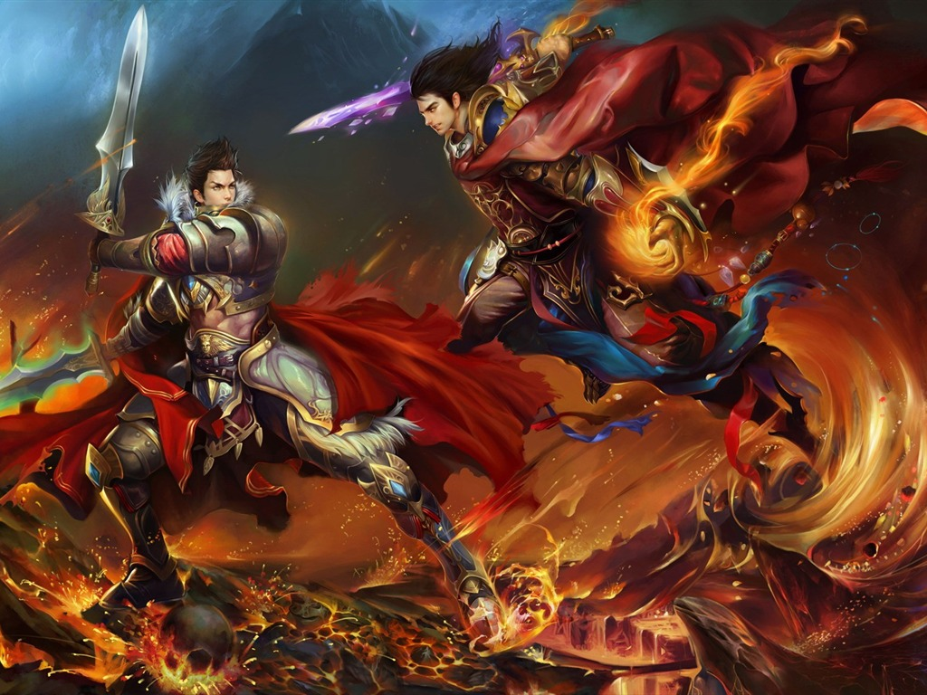 Download Your Perfect Wallpaper: Online Game Perfect World Classic HD Wallpapers #38