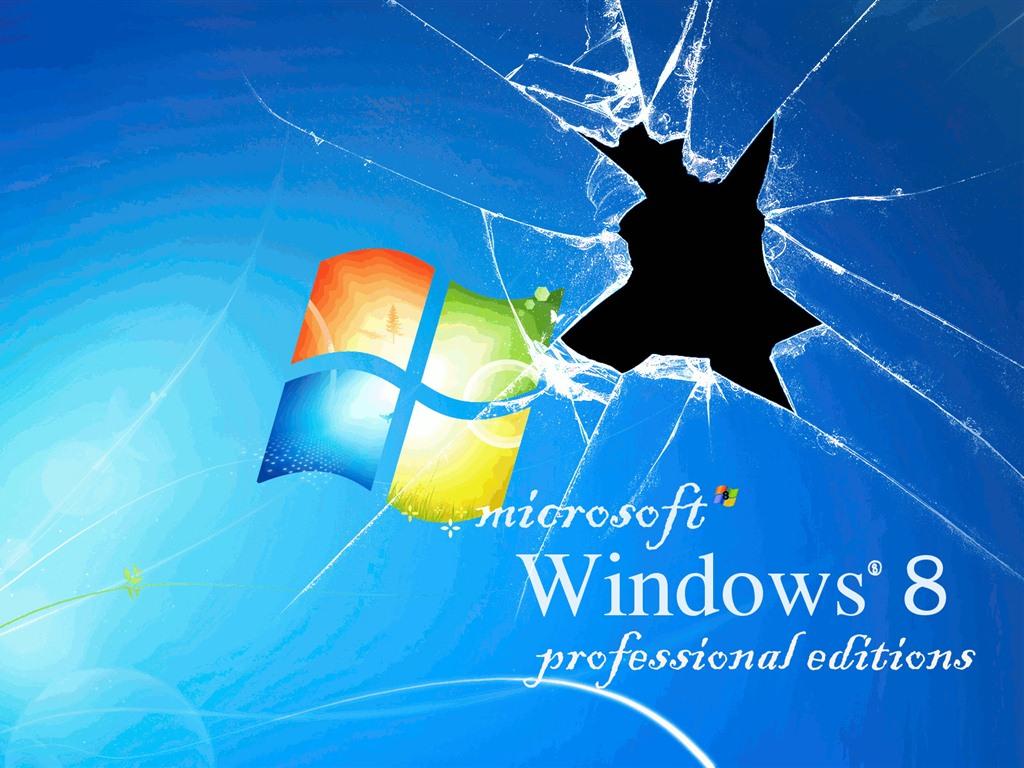Window 8 theme wallpaper