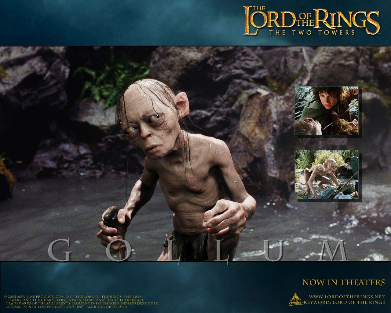 The Lord of the Rings 指环王10 - 1280x1024