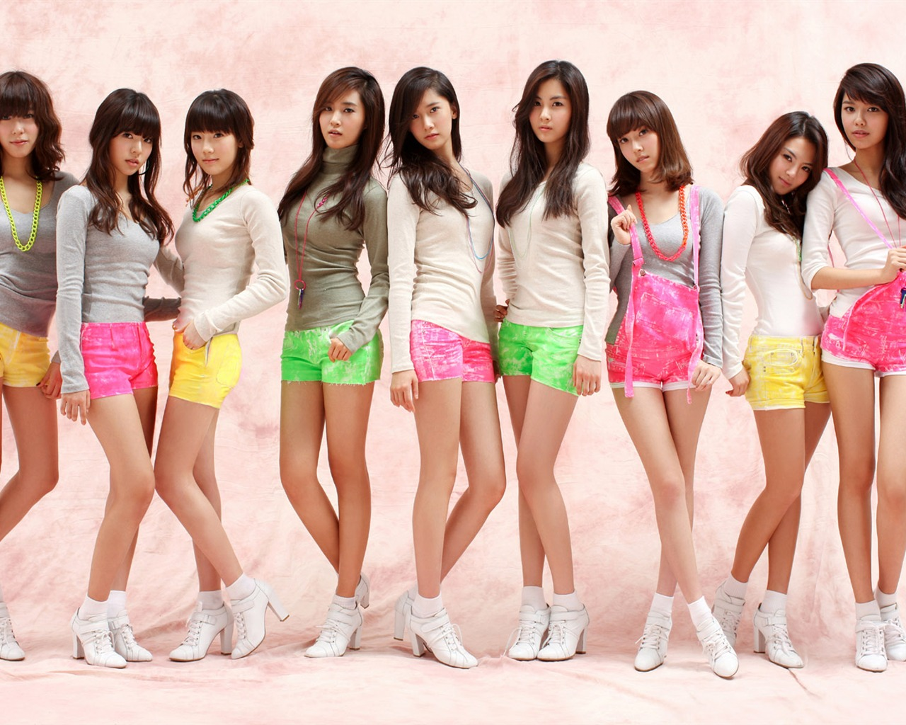 Girls Generation Wallpaper (2) #17 - 1280x1024