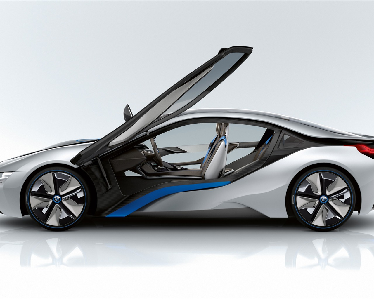 ... BMW i8 Concept - 2011 HD wallpapers - Auto Wallpapers - V3 Wallpaper
