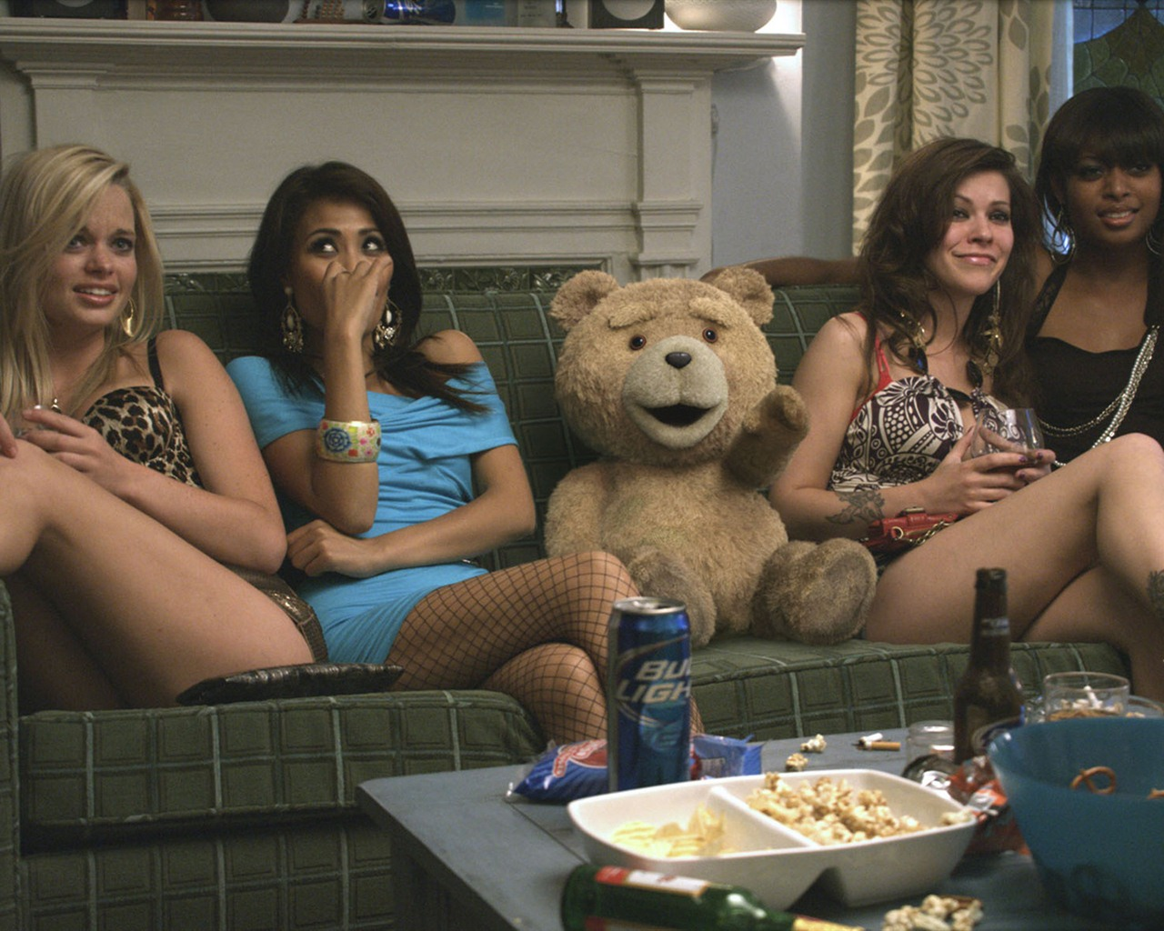 ted 2012 hd movie wallpapers #6 - 1280x1024 wallpaper download - ted