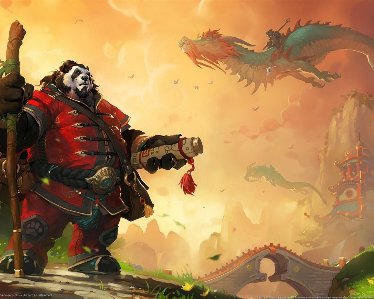 world of warcraft wallpaper 1280x1024 - photo #9