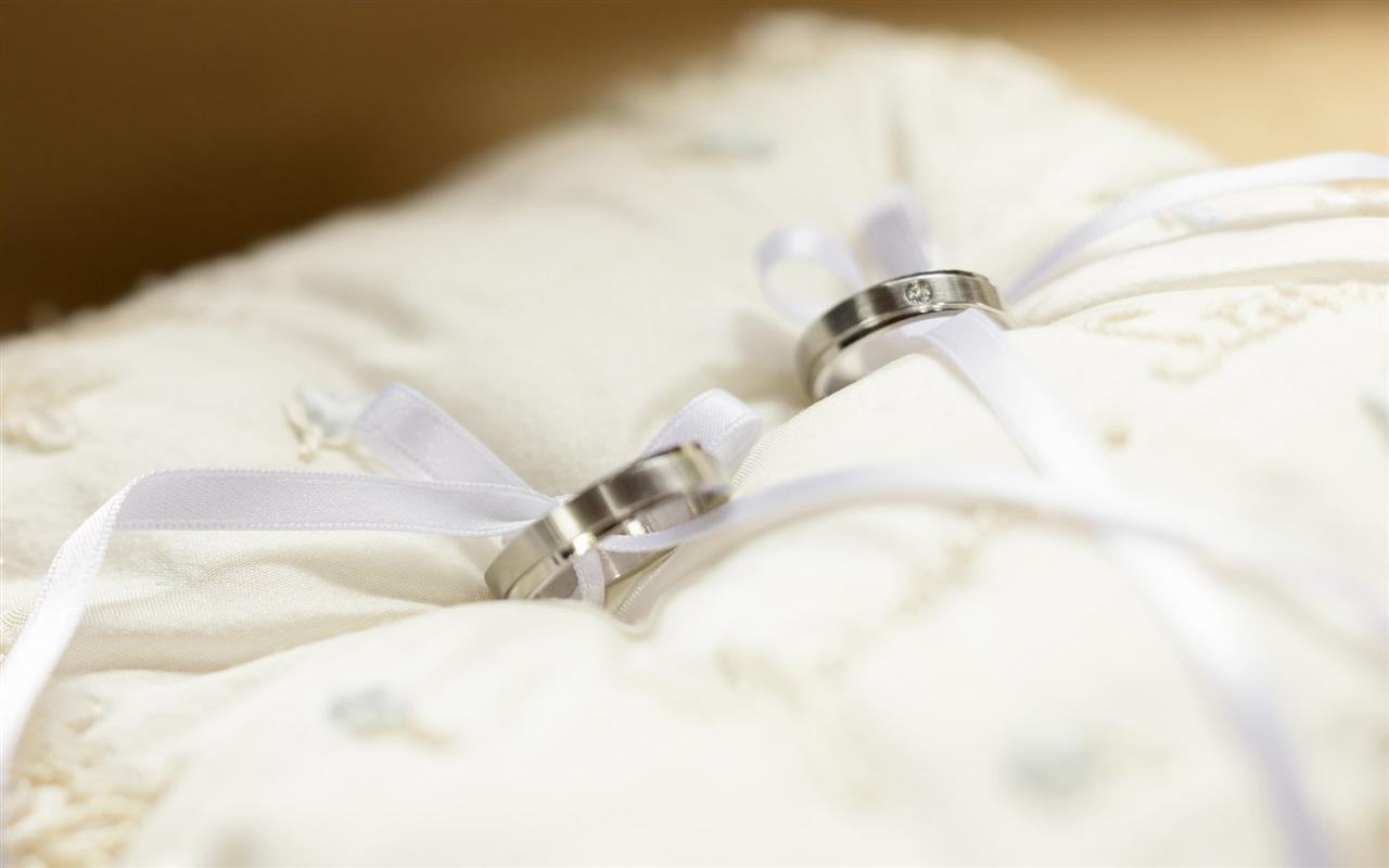 Mariage et papier peint anneau de mariage (1) #18 - 1280x800 Fond d ...
