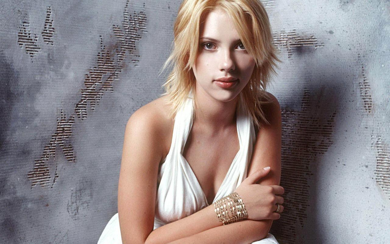 Scarlett Johansson 斯... Scarlett Johansson