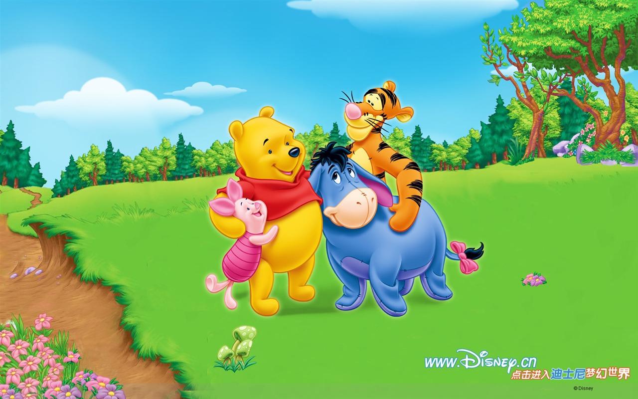 Disney Tapete Winnie Pooh : Disney Winnie the Pooh Desktop Wallpaper