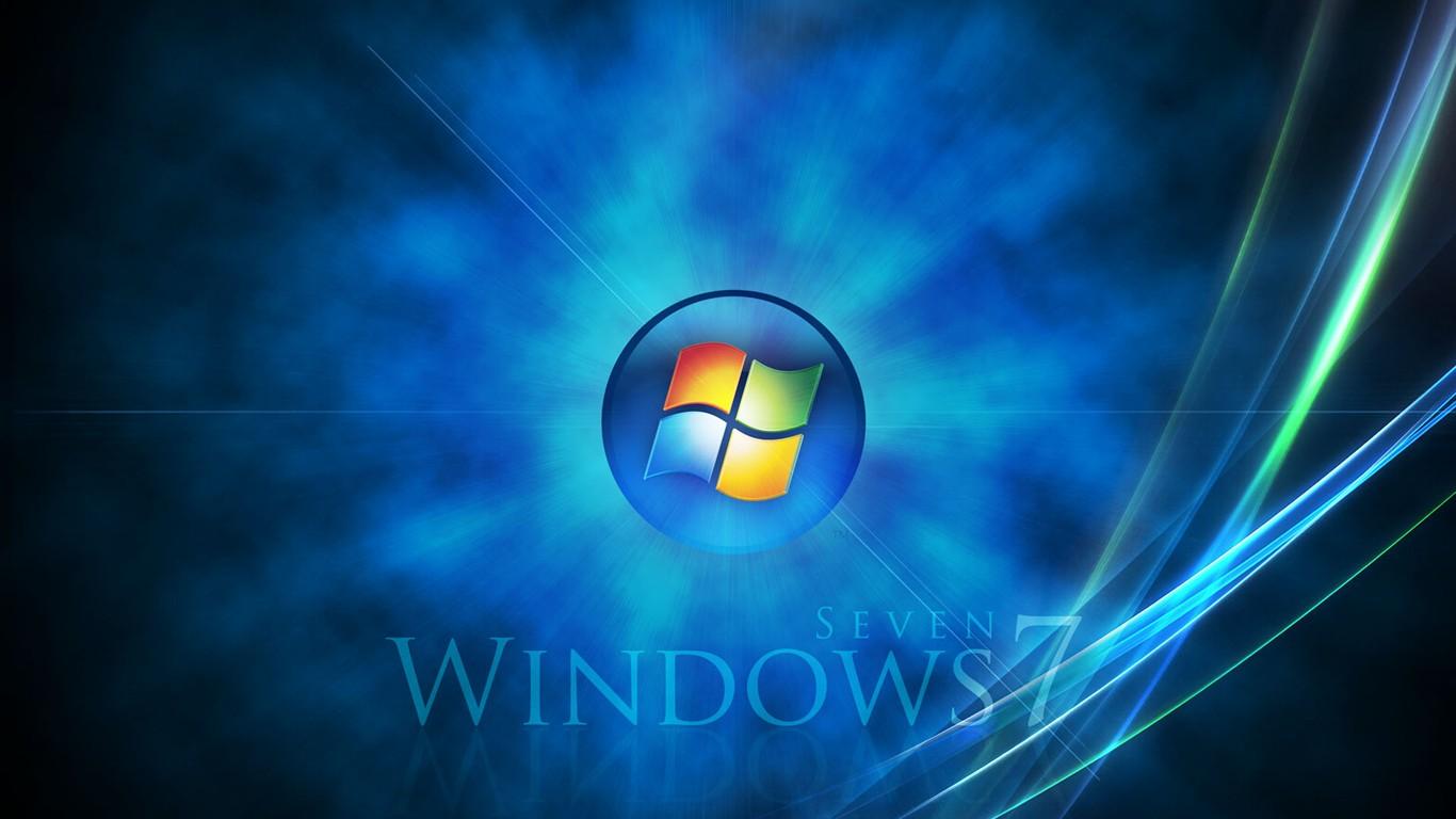 windows7桌面主题_windows7 主题壁纸33 - 1366x768