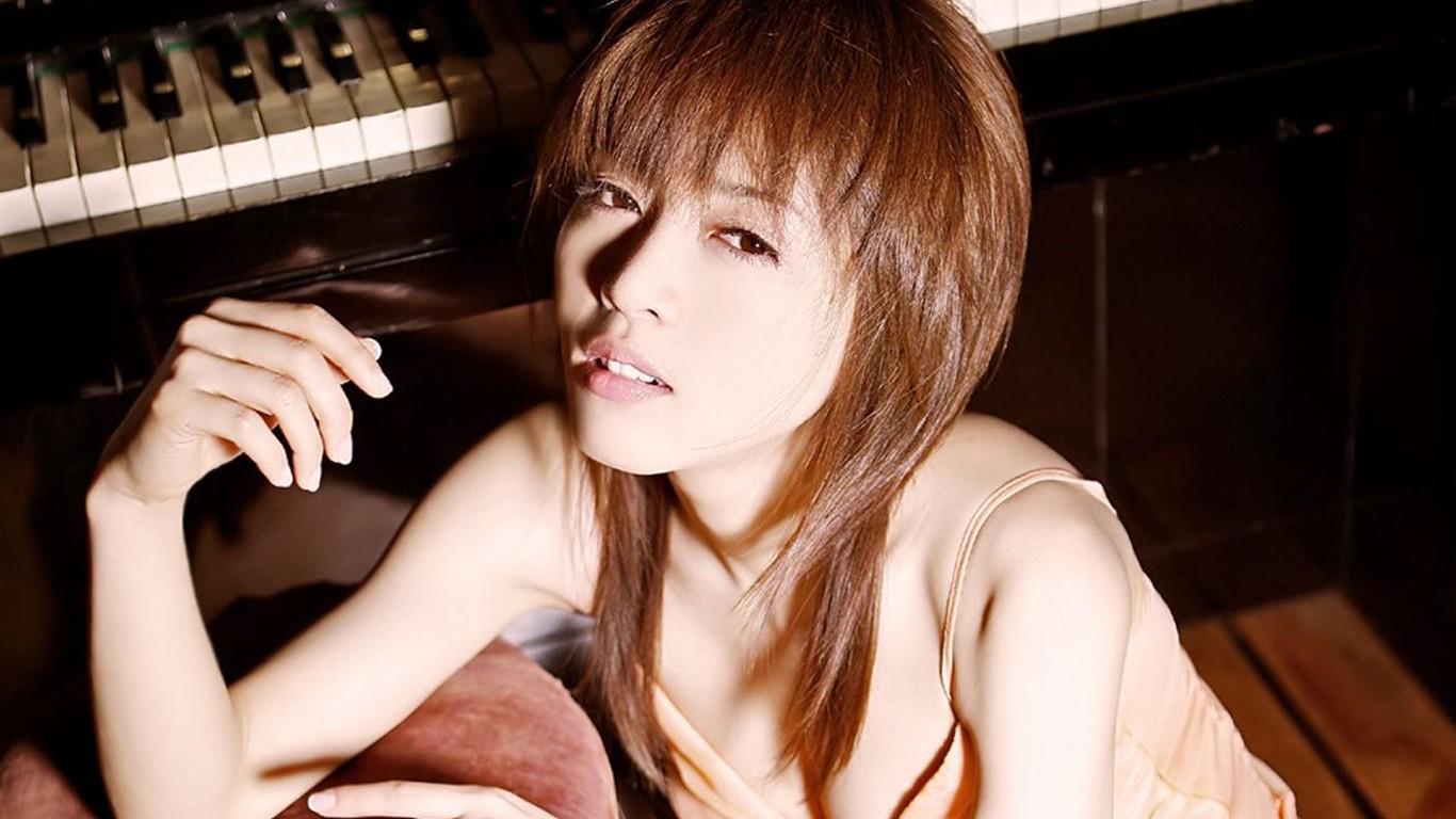 fondos de pantalla belleza japonesa #8 - 1366x768 Fondos de descarga ...