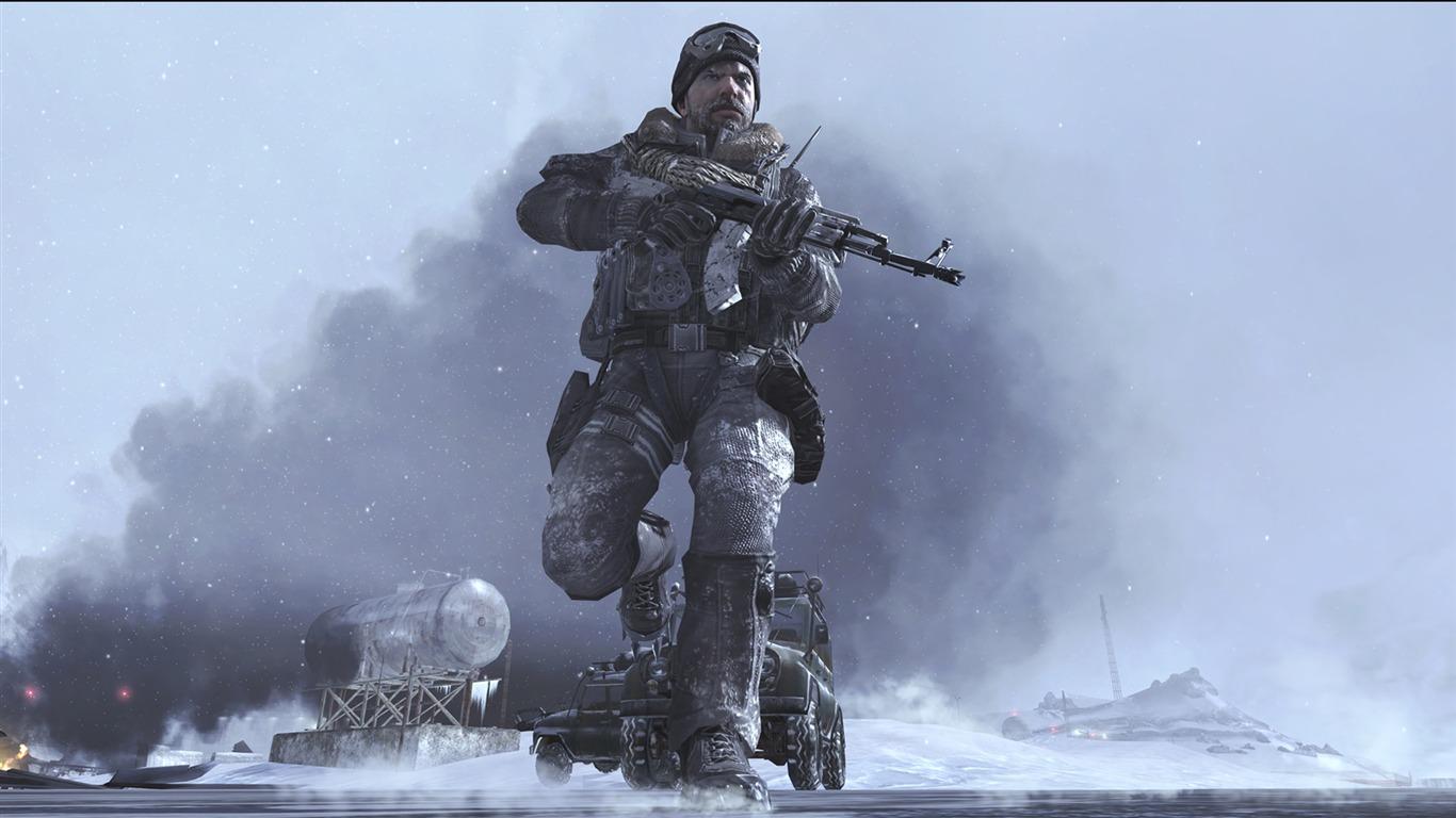 Hintergrundbilder Von Call Of Duty: Call Of Duty 6: Modern Warfare 2 HD Wallpaper #34