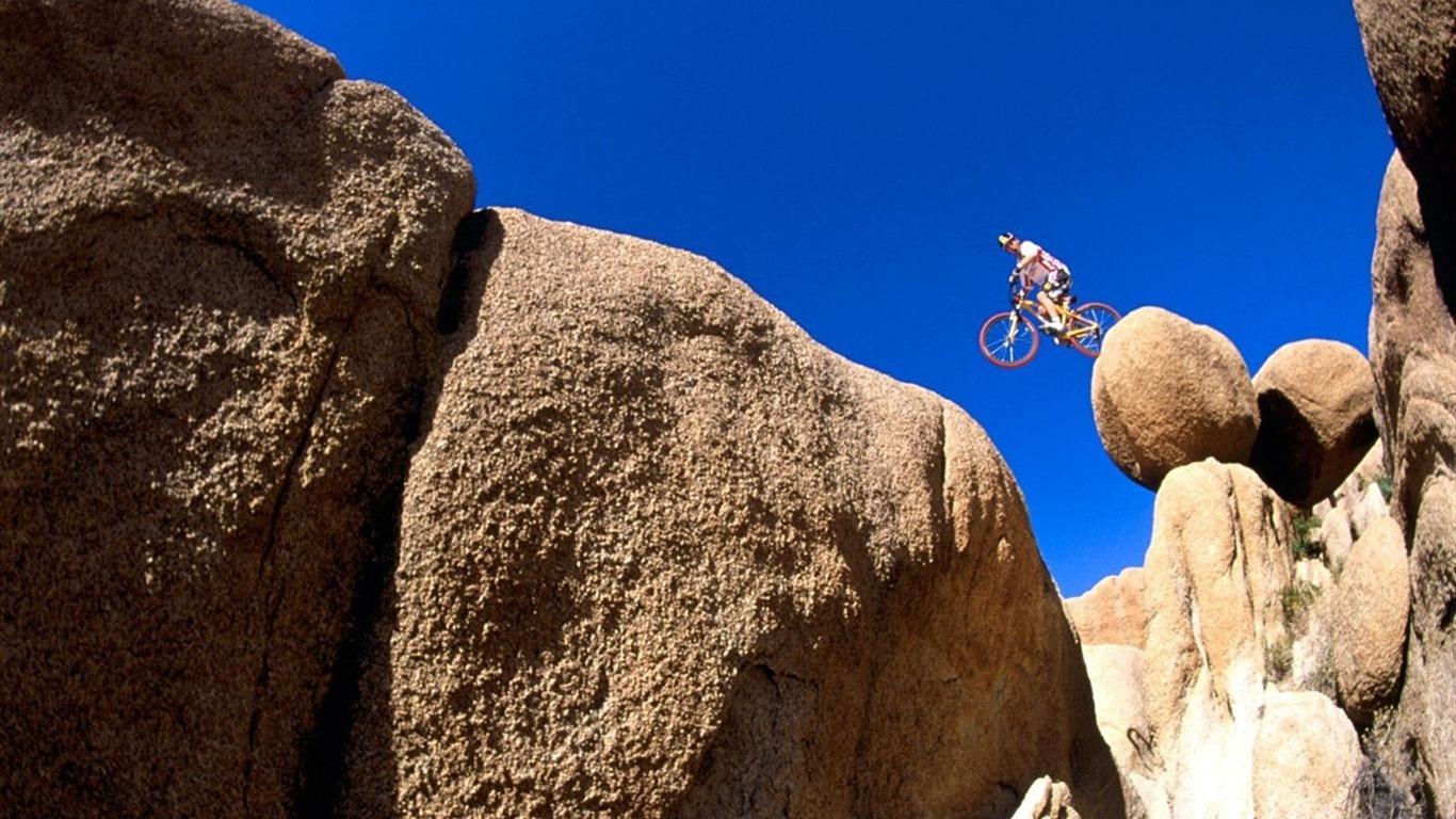 mountain bike wallpaper 6 1366x768 wallpaper download