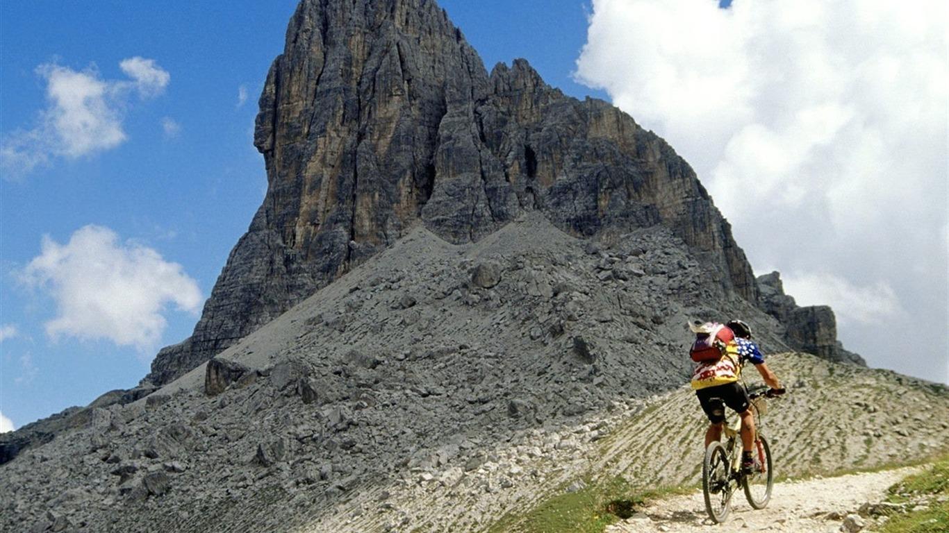mountain bike wallpaper 9 1366x768 wallpaper download