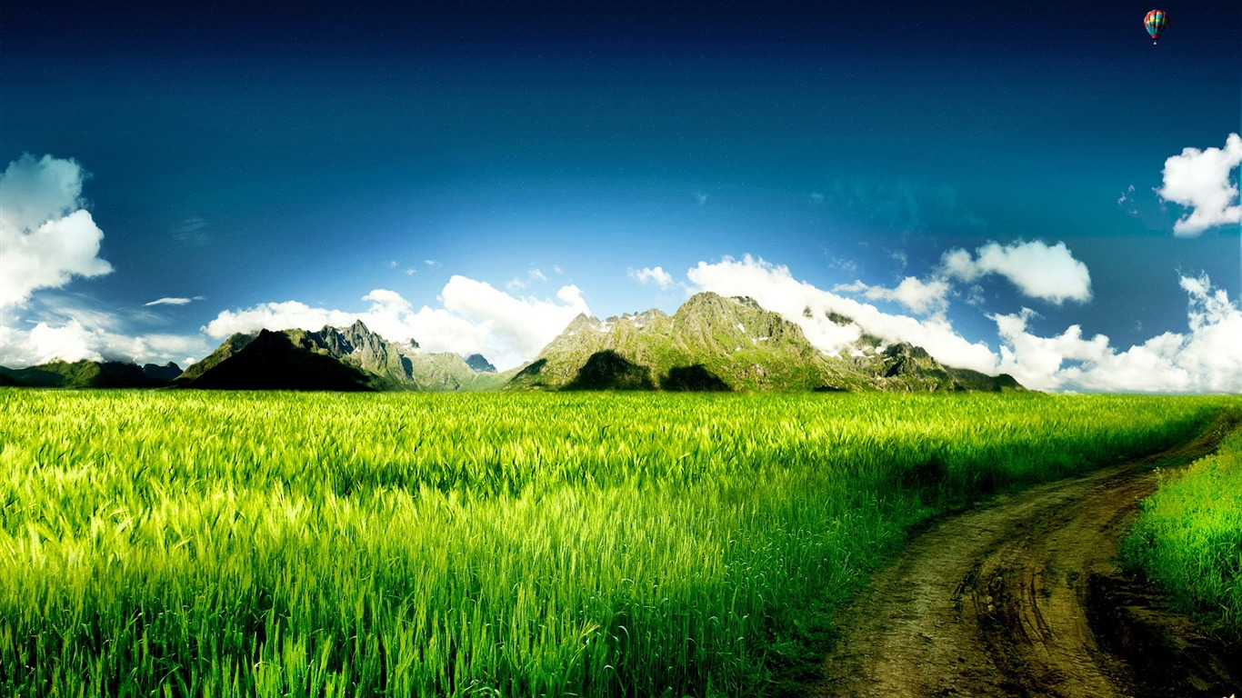HD Widescreen Landscape Wallpapers #17 - 1366x768 ...