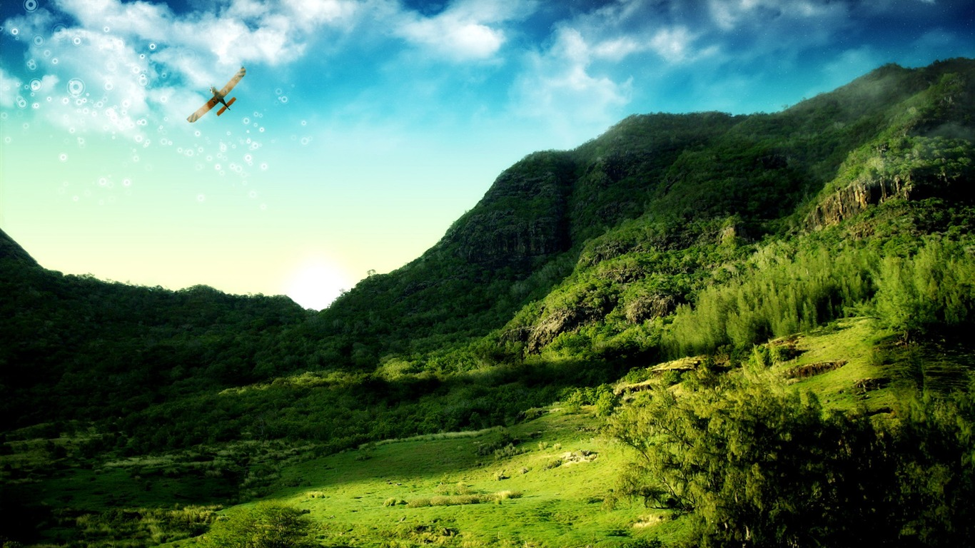 HD Widescreen Landscape Wallpapers #22 - 1366x768 ...