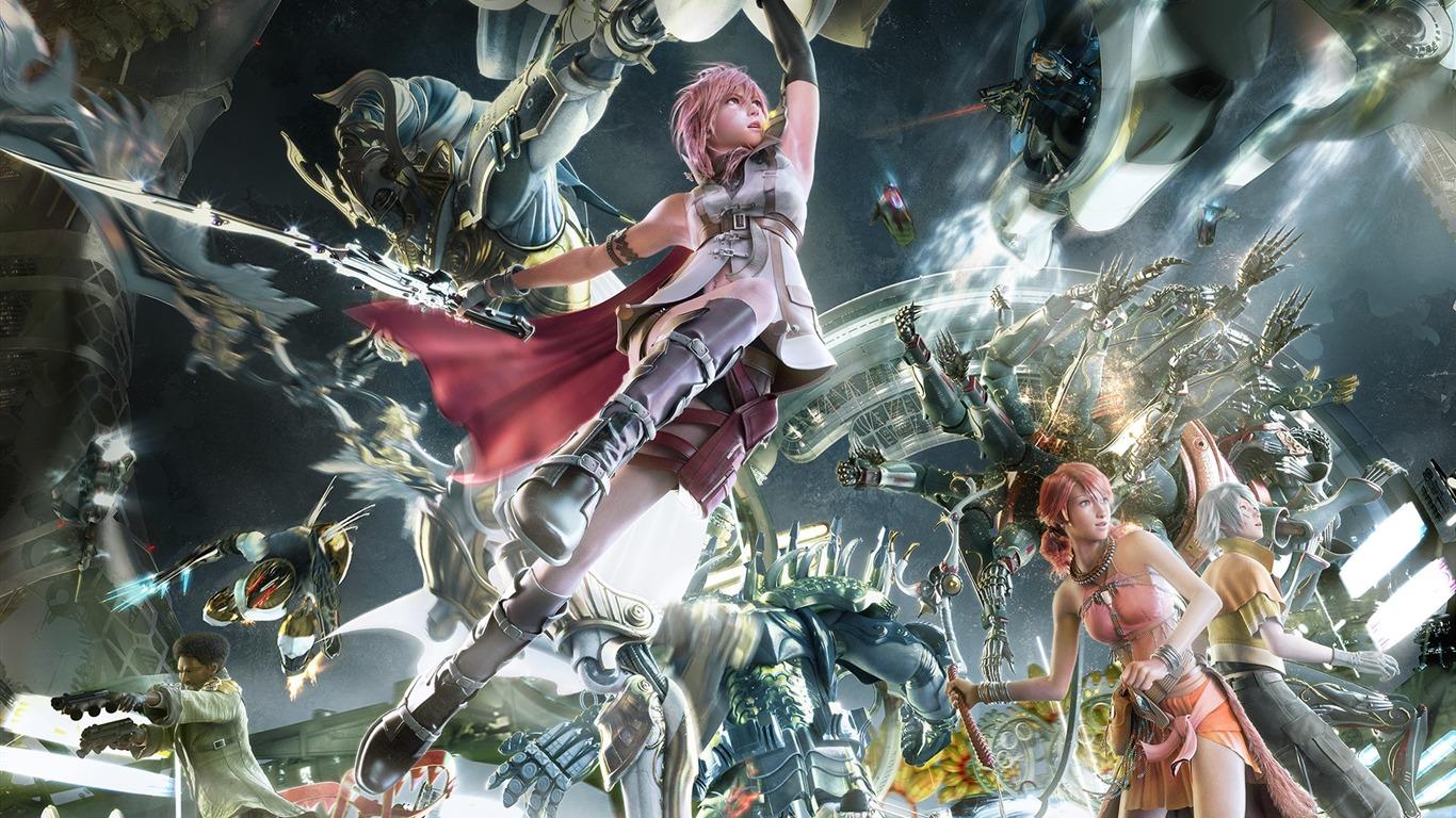 Final Fantasy 13 HD Wallpaper 2 3