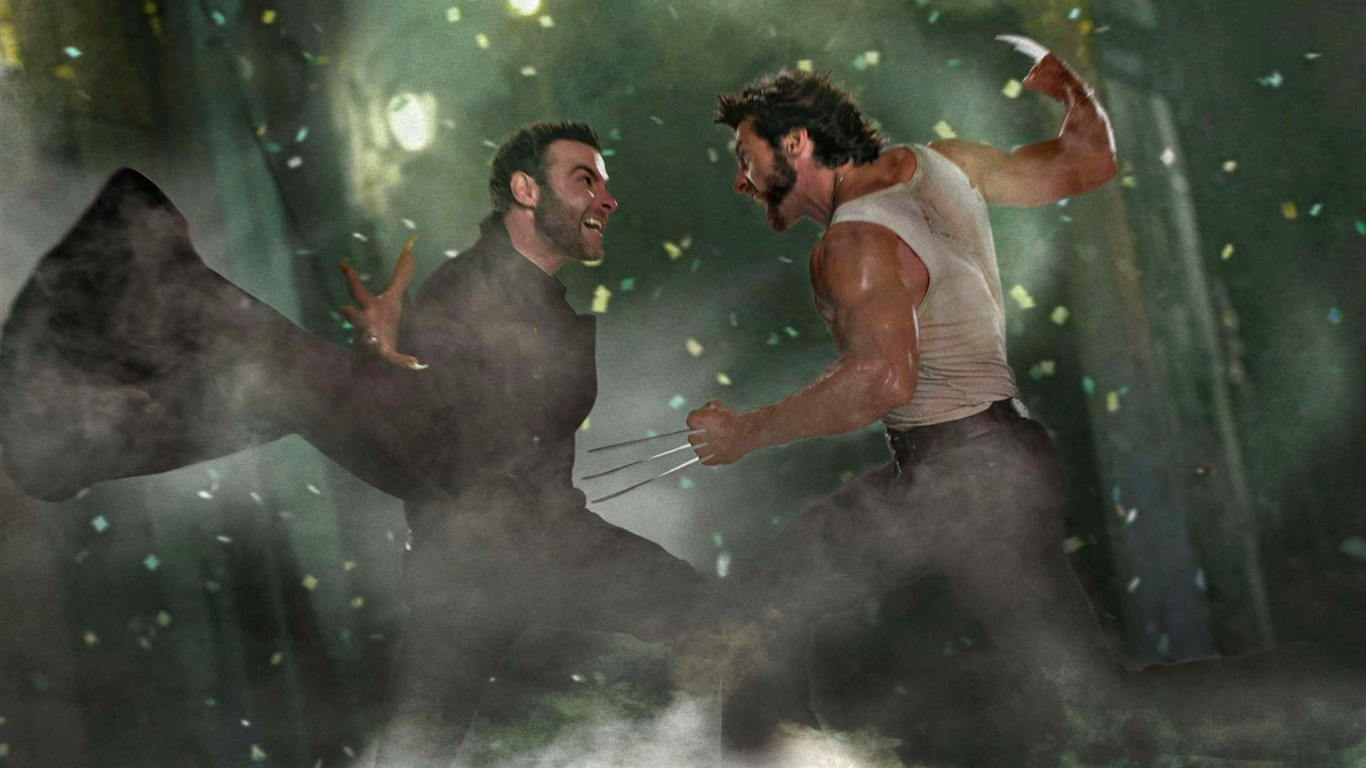 X Men Origins Wolverine Hd Wallpaper 6 1366x768 Wallpaper