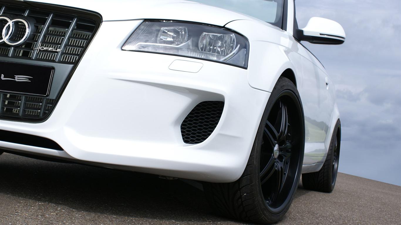 Hofele Audi A3 Cabrio Hd Wallpaper 6 1366x768 Wallpaper