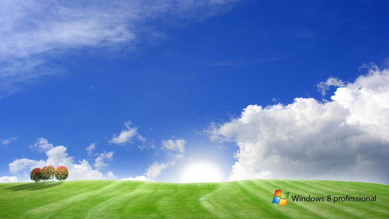 Windows 8 Theme Wallpaper 1 2