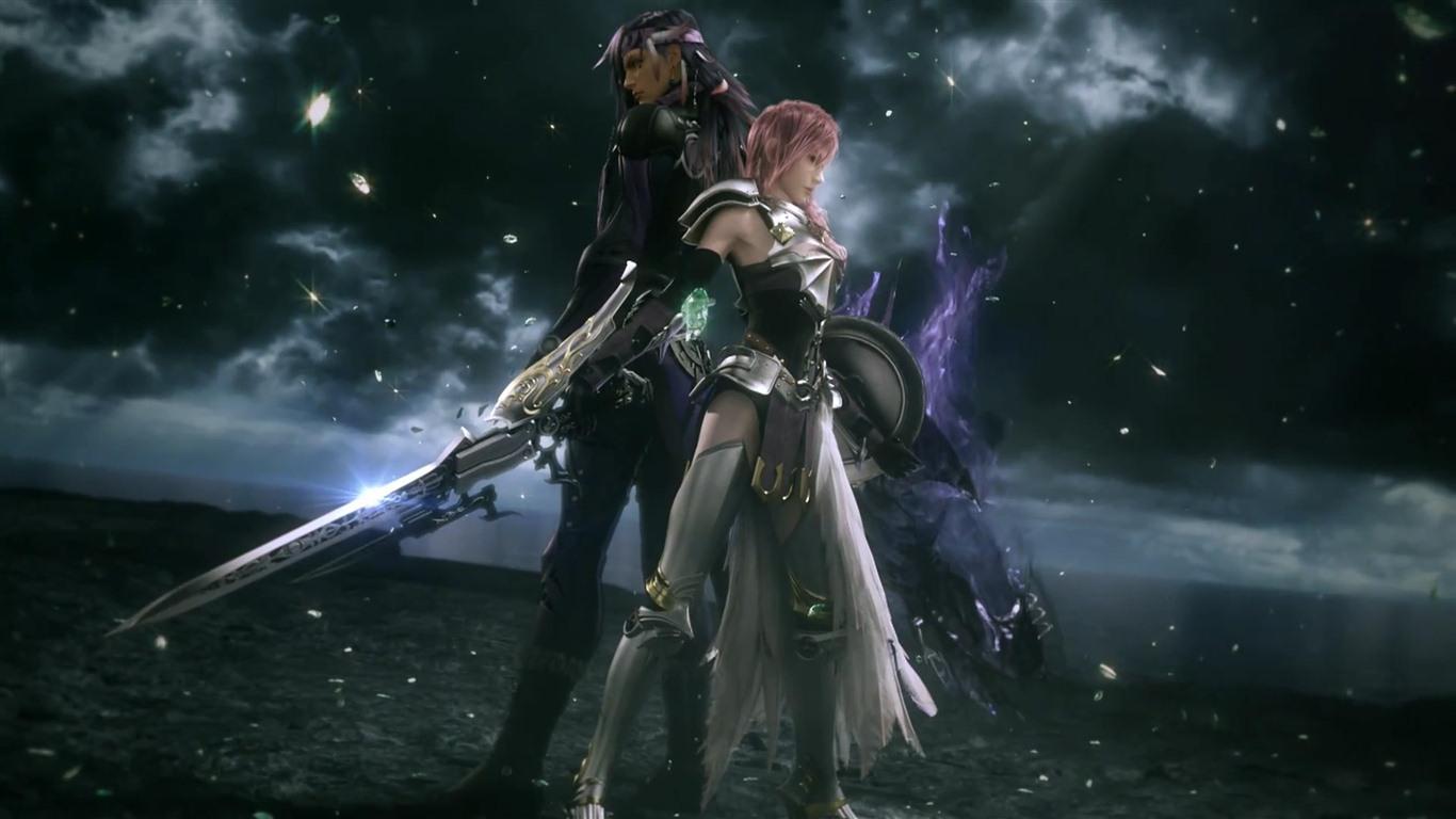 Final Fantasy XIII 2 HD Wallpapers 3