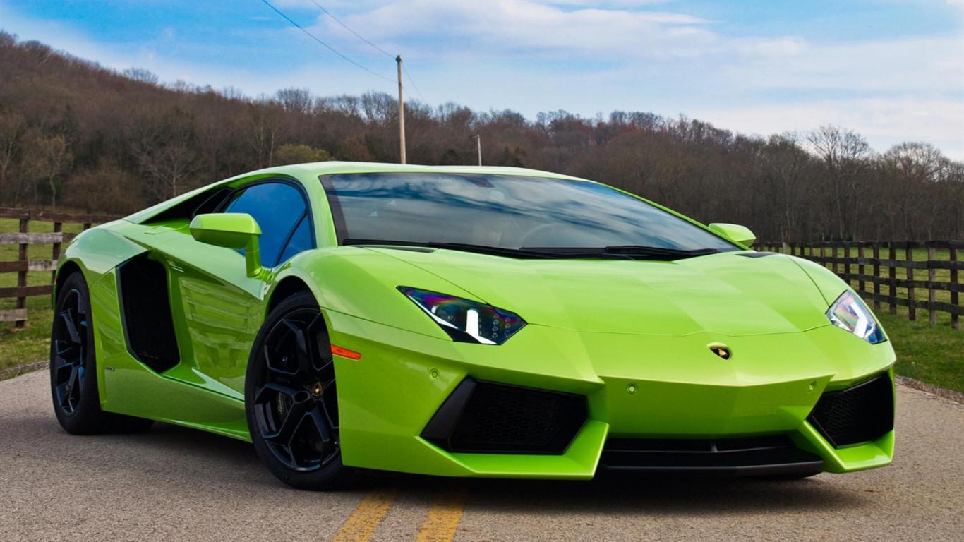 Lamborghini Fondos De Pantalla Hd >> 2012 Lamborghini Aventador LP700-4 fondos de pantalla HD #45 - 1366x768 Fondos de descarga ...