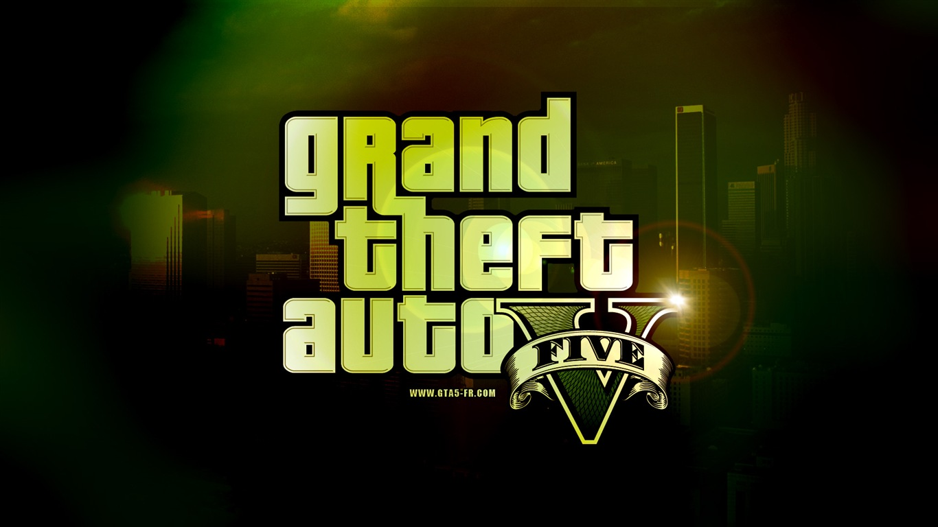 gta 5 wallpapers 1366x768