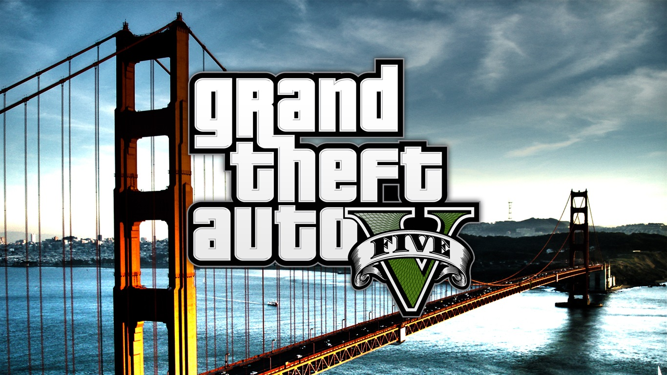 grand theft auto v gta 5 hd game wallpapers 16 1366x768