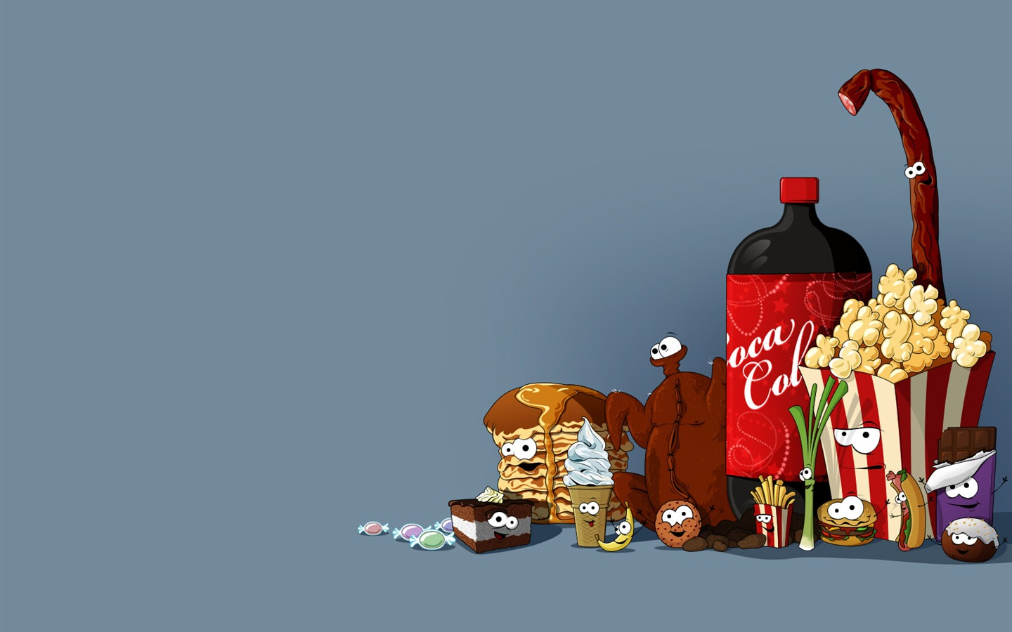 Caricatura Wallpaper Collection #9