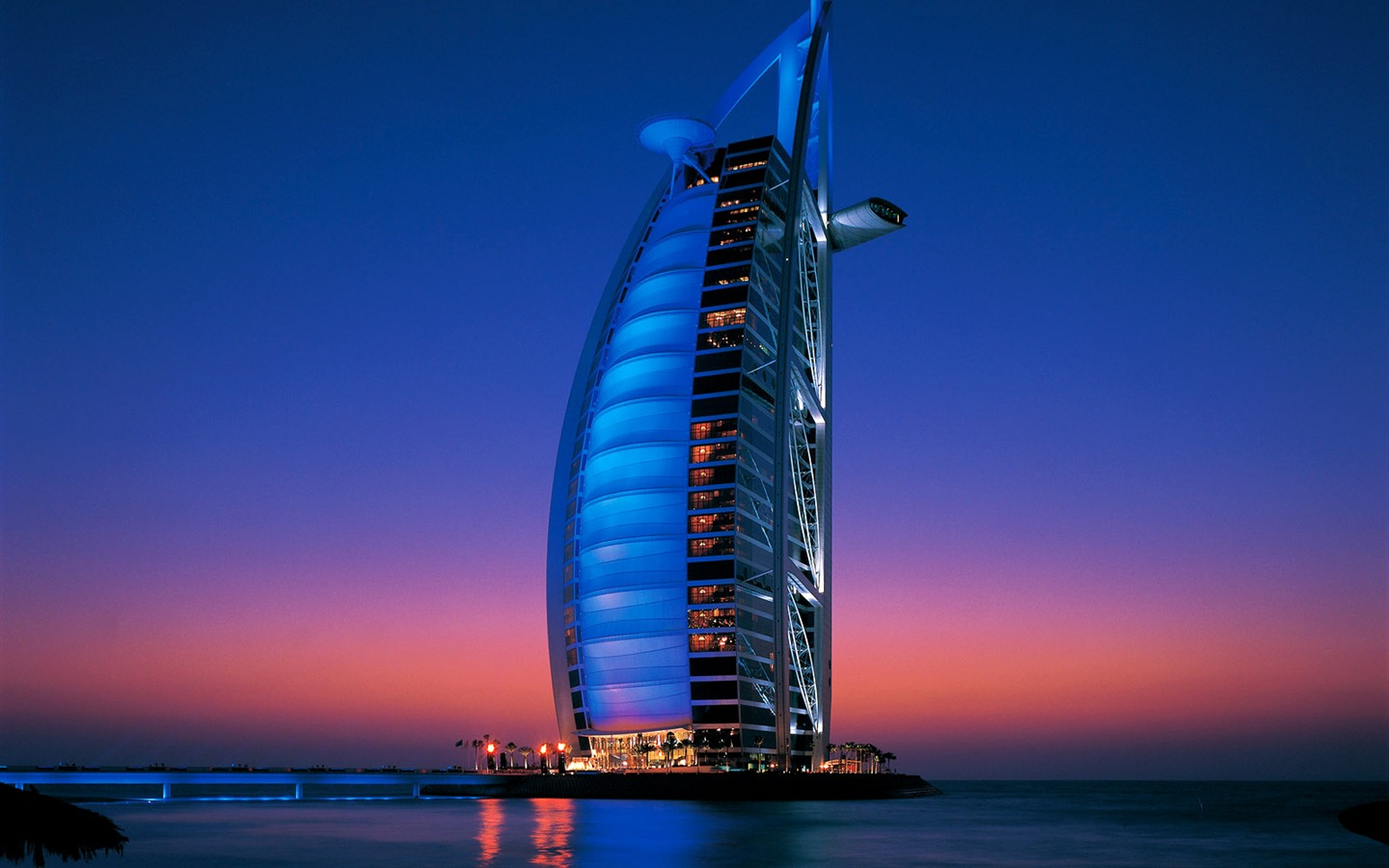 Seven star hotel burj dubai wallpapers 5 1440x900 Dubai hotel pictures 7 star