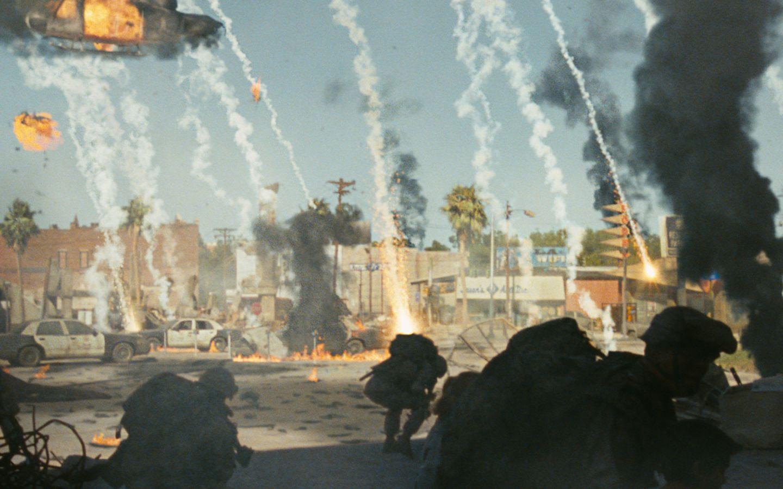 Battle: Los Angeles wallpaper 2 - Wallcoo.net