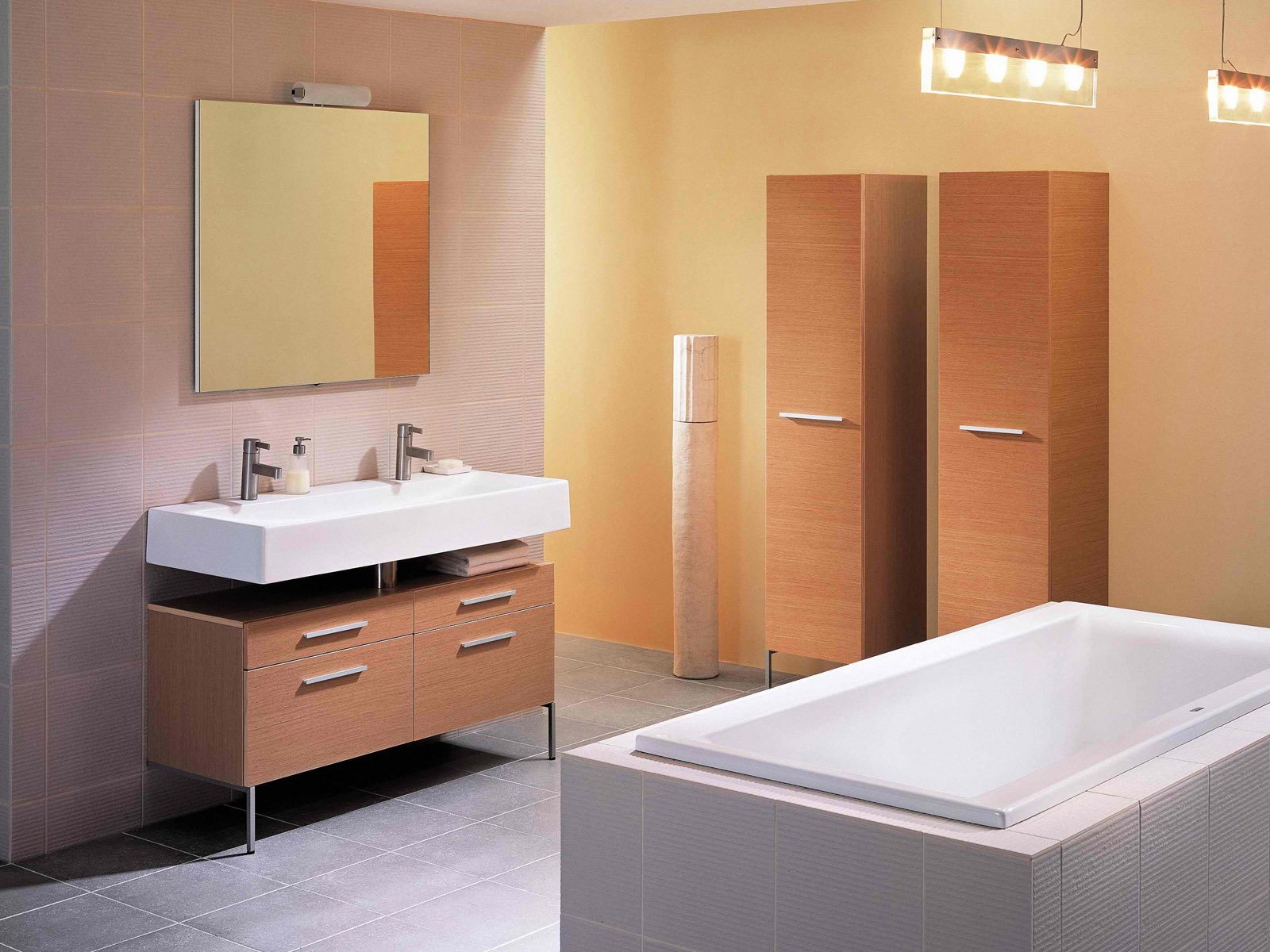 fond d 39 cran photo salle de bain 1 14 1600x1200 fond d 39 cran t l charger fond d 39 cran. Black Bedroom Furniture Sets. Home Design Ideas