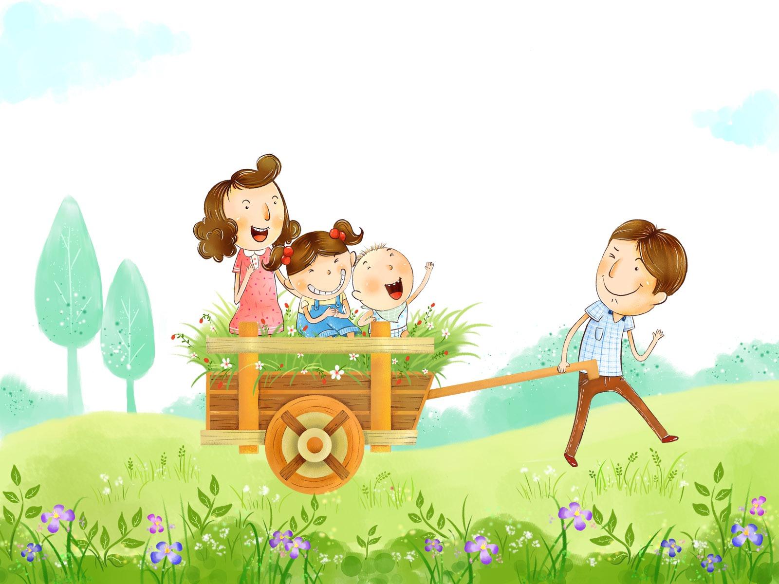 Дети рисунки картинки