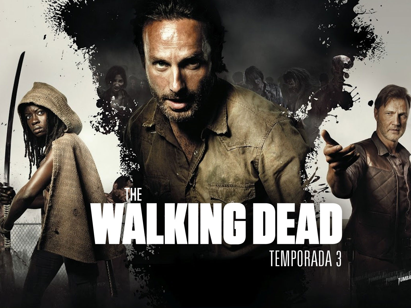 The Walking Dead HD Wallpaper #15 - 1600x1200
