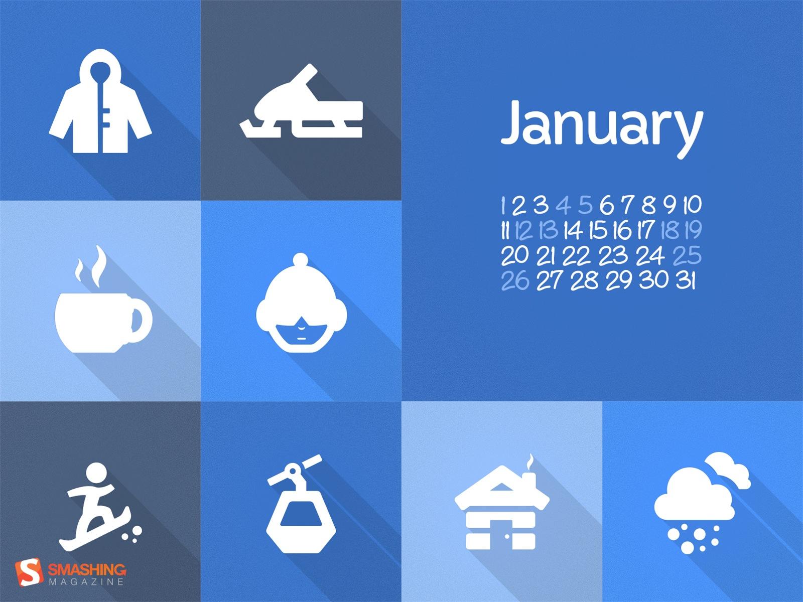 カレンダー 2014年1月カレンダー : 2014年1月カレンダー壁紙(2 ...