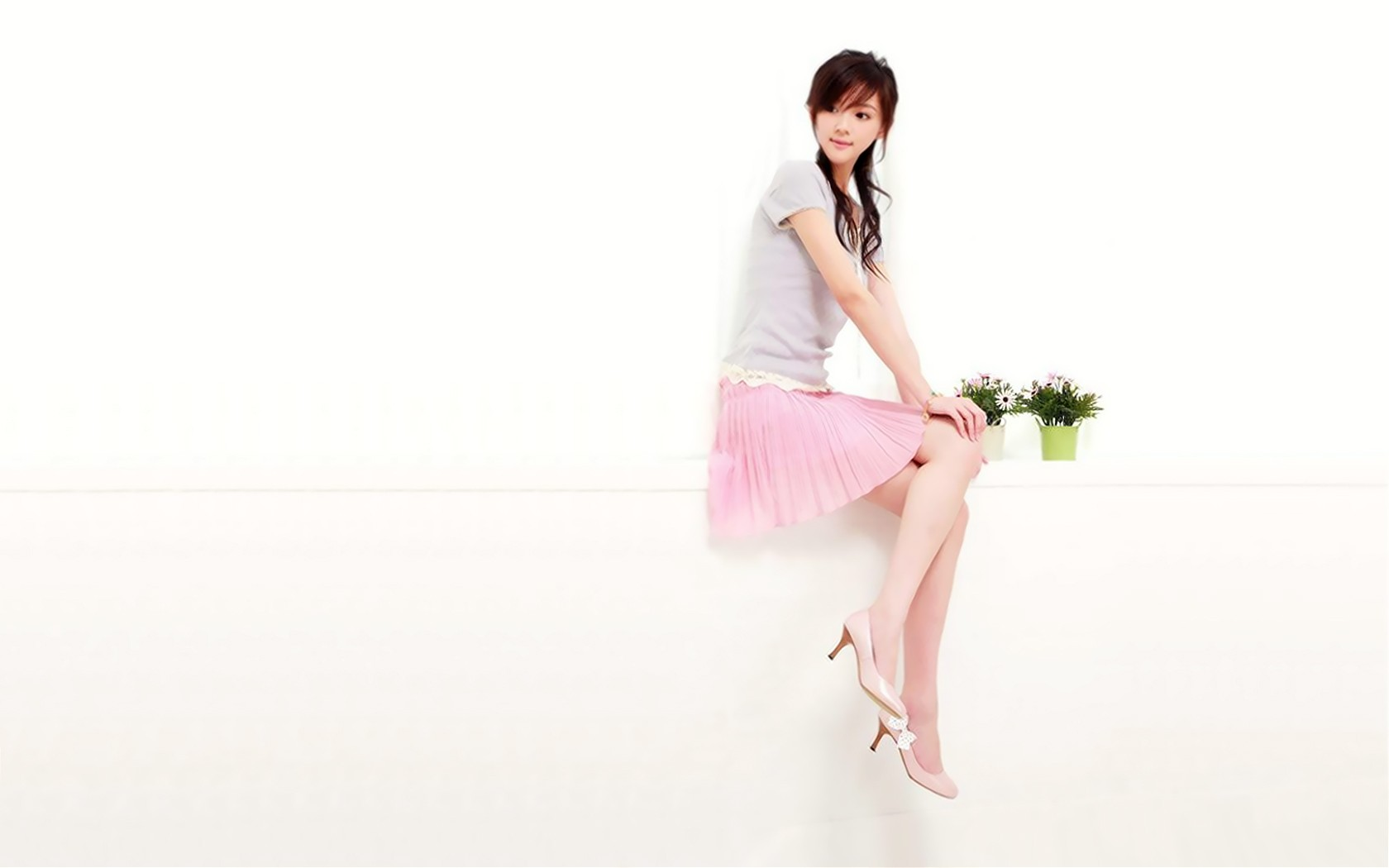 Pretty Beauty Tapete #46 - 1680x1050