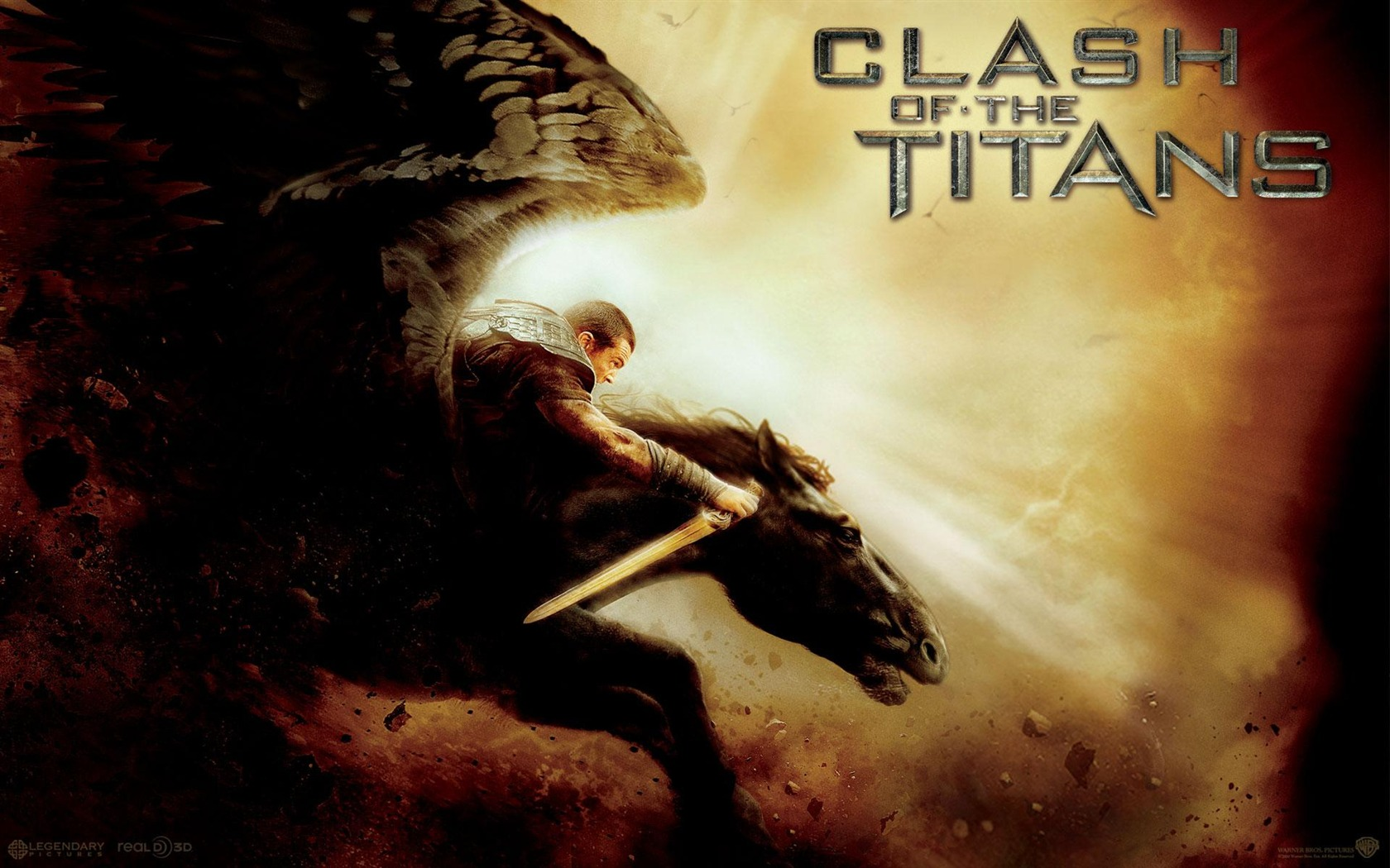 Clash of the Titans 诸神之战14 - 1680x1050