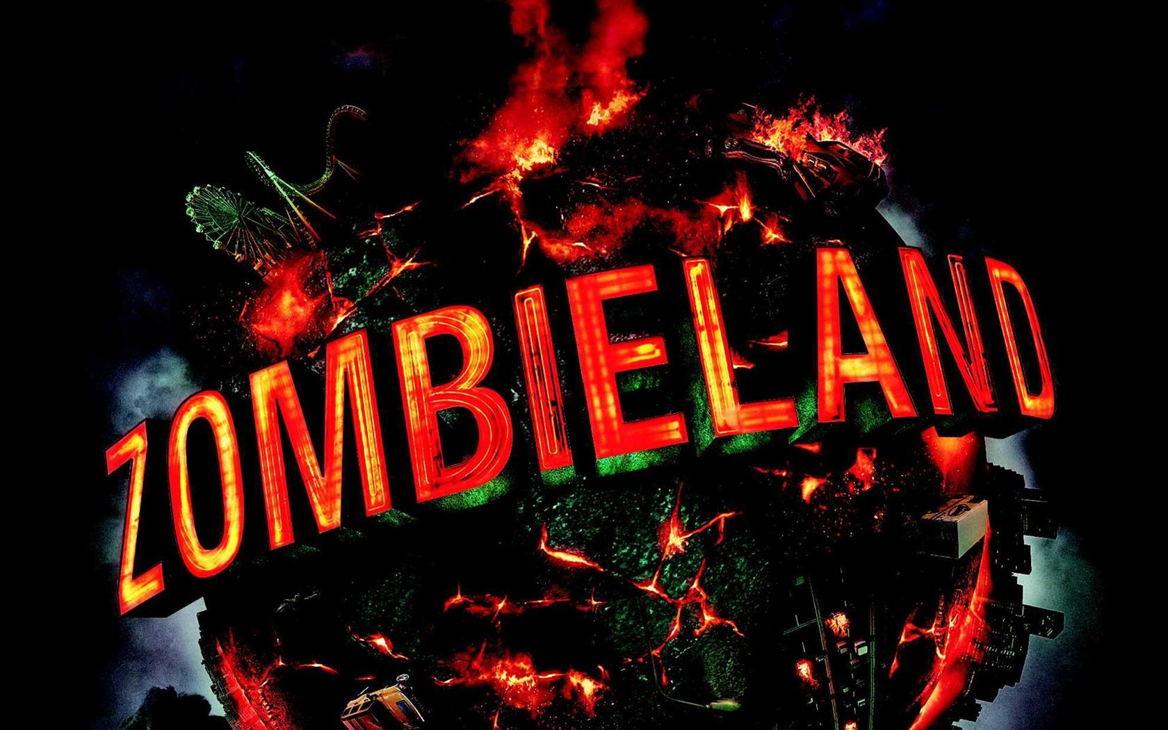 Hd wallpaper zombie - Zombieland Hd Wallpaper 34 1680x1050 Wallpaper Download