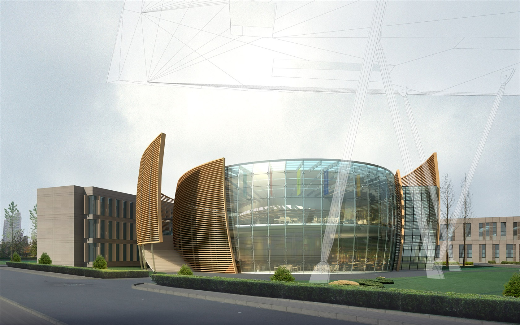 Efectos de la arquitectura y el jard n fondos de for Arquitectura definicion