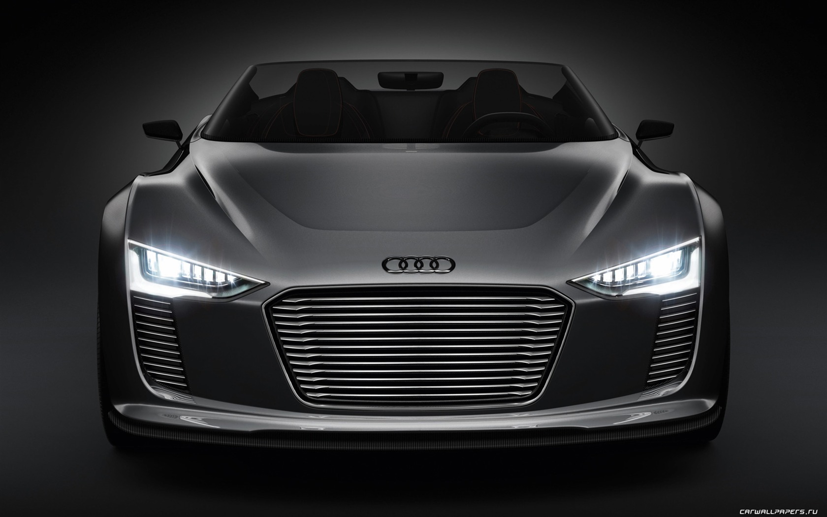 Concept Car Audi E Tron Spyder 2010 Hd Wallpaper 9