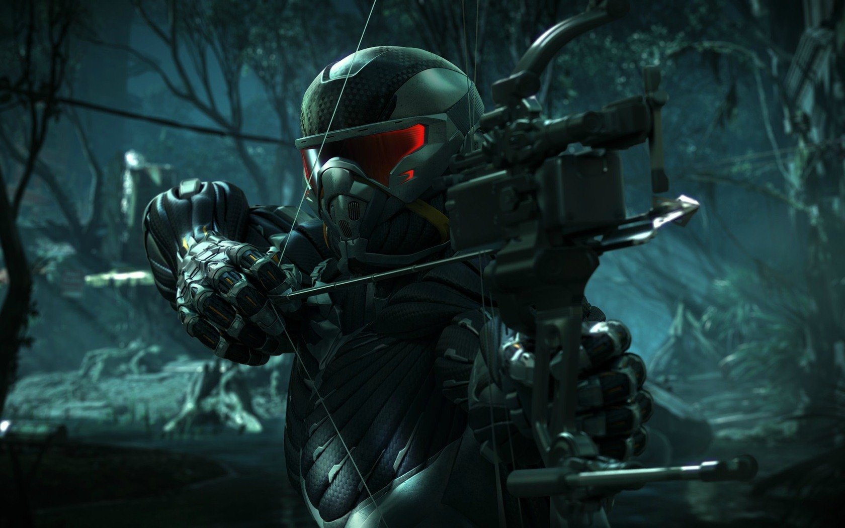 Crysis 3 2013 Video Game 4k Hd Desktop Wallpaper For 4k: 1680x1050 Wallpaper Download