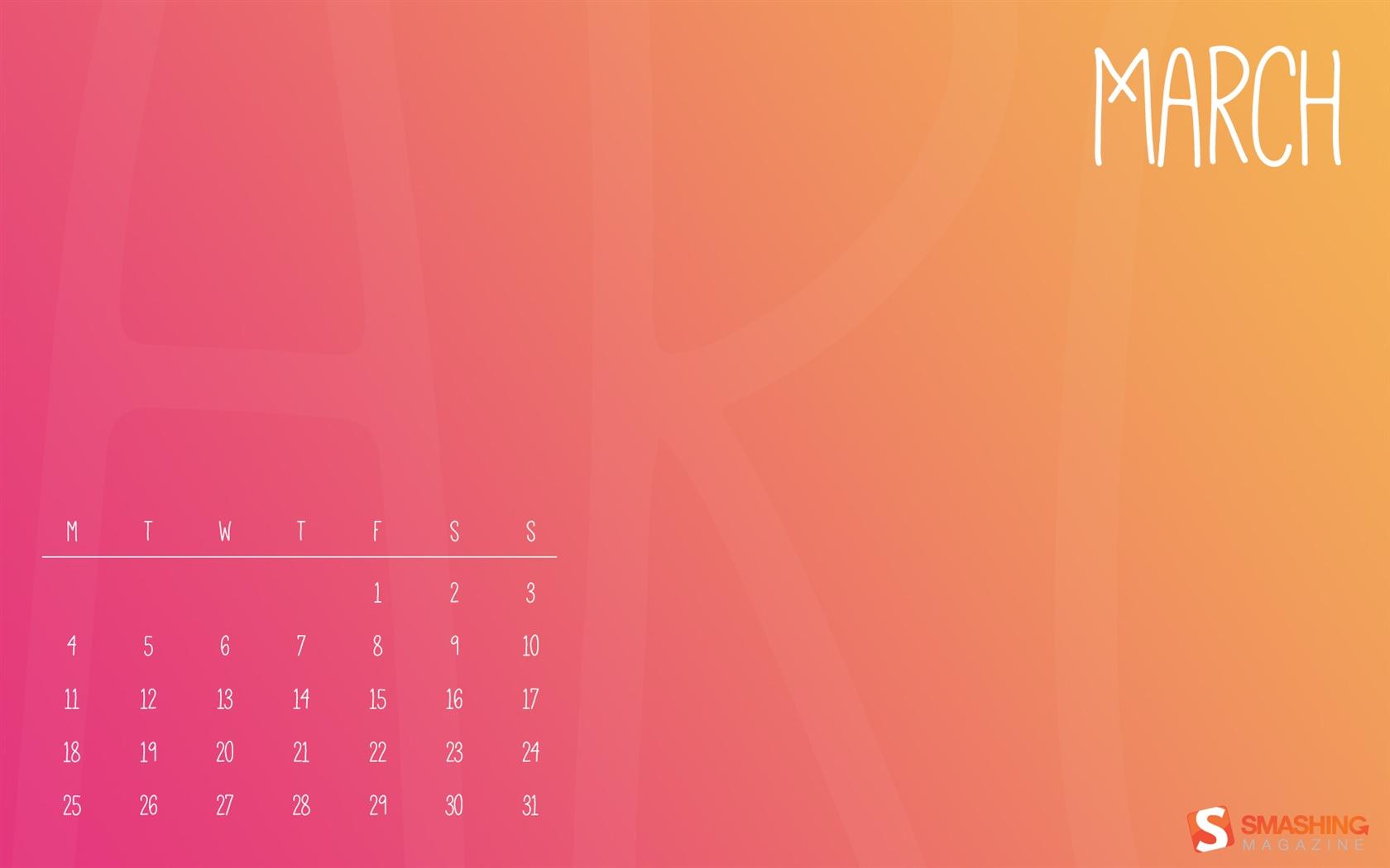 2013年3月カレンダー壁紙(1 ... : 2013年3月カレンダー : カレンダー