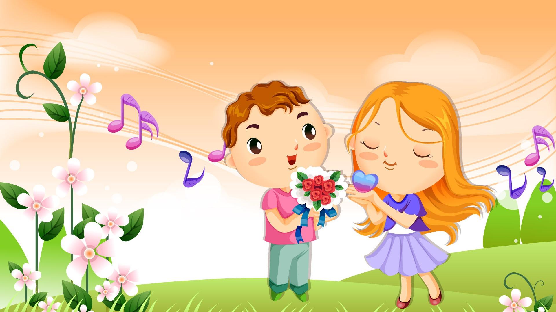 Fondos De Pantalla Gratis San Valentin 16: Día De San Valentín Amor Fondos Vectoriales (1) #16
