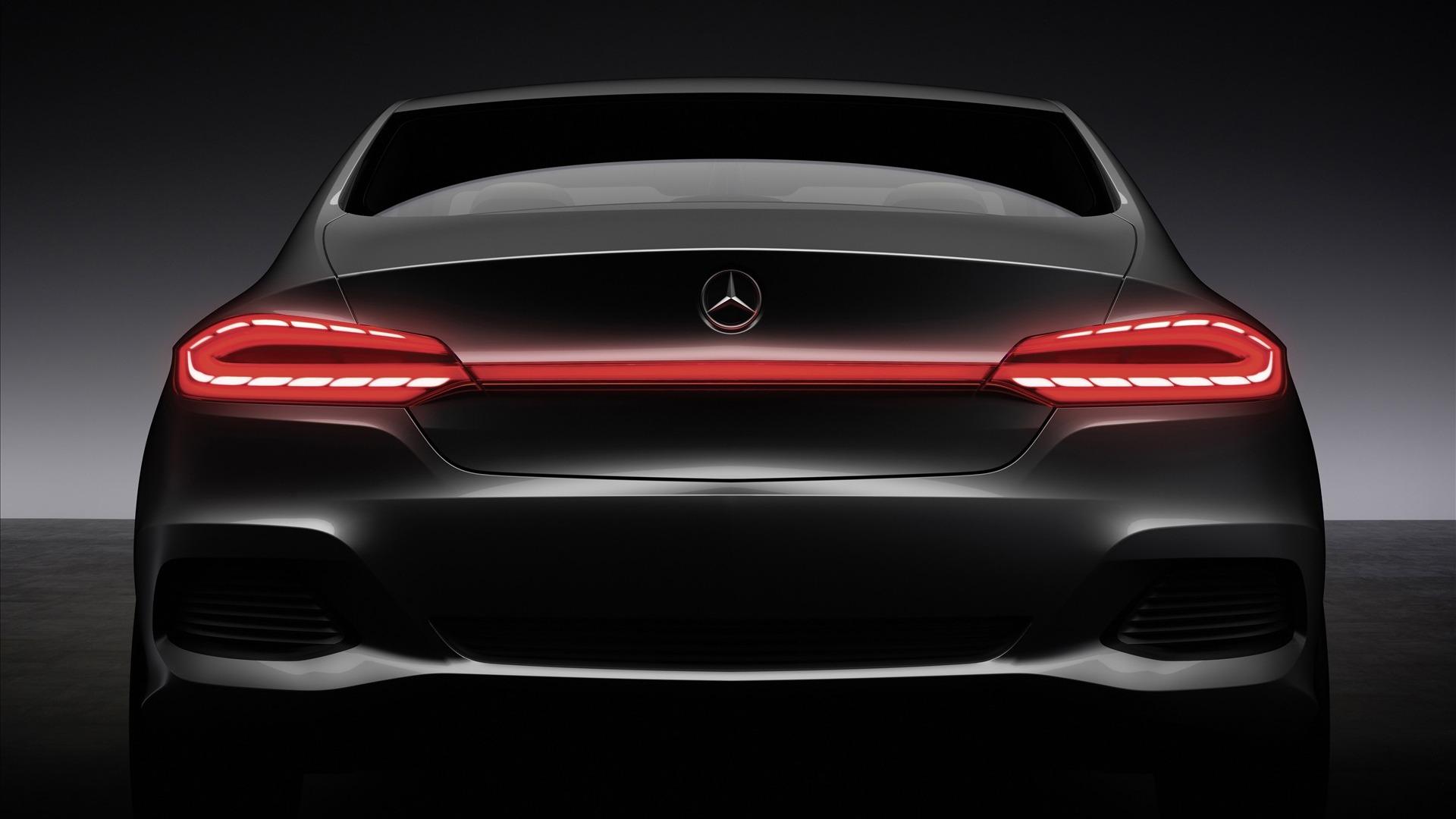 Mercedes benz concept car wallpaper 2 7 1920x1080 for Mercedes benz future car