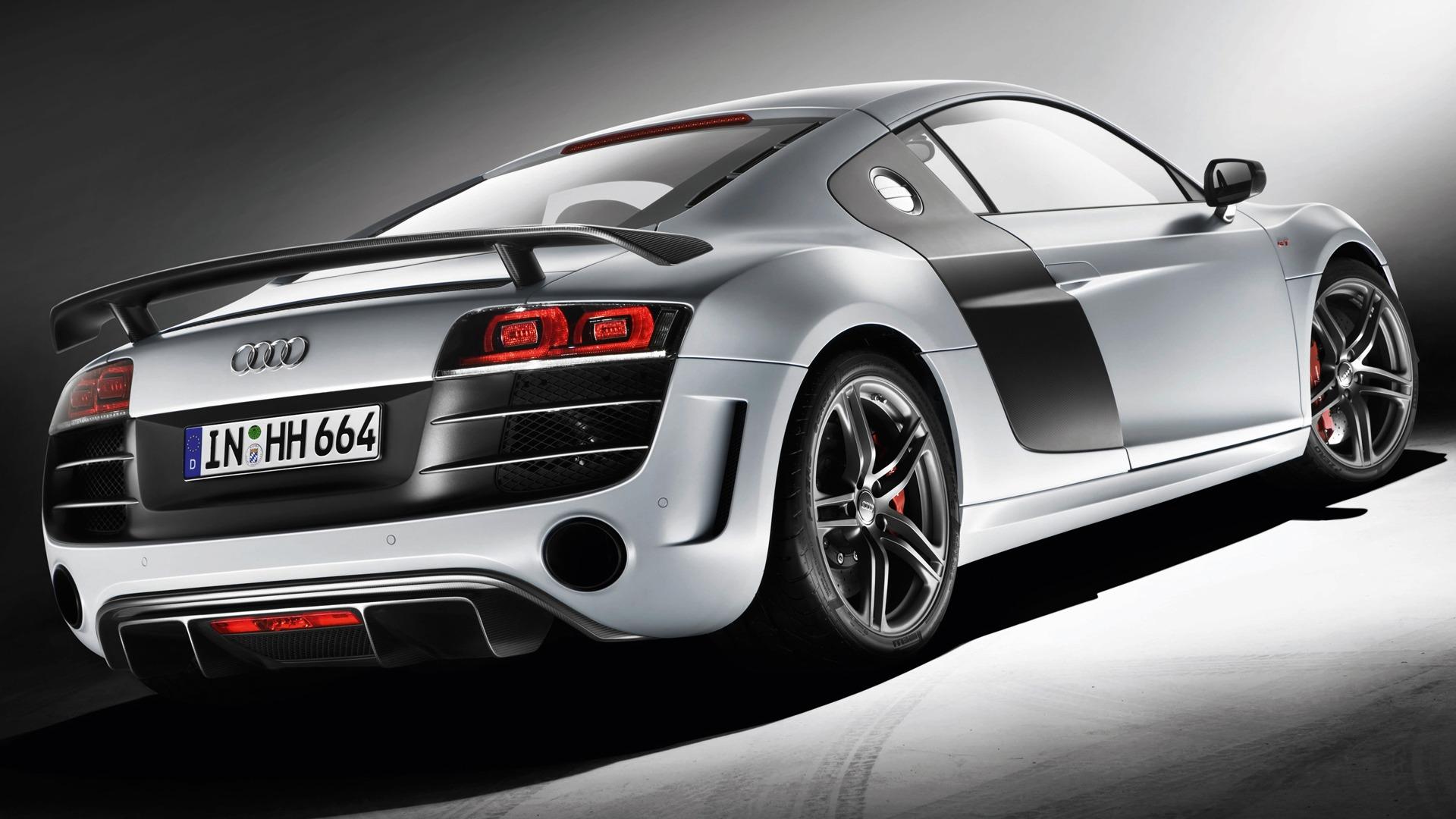 Audi R8 Gt 2010 Hd Wallpaper 8 1920x1080 Wallpaper