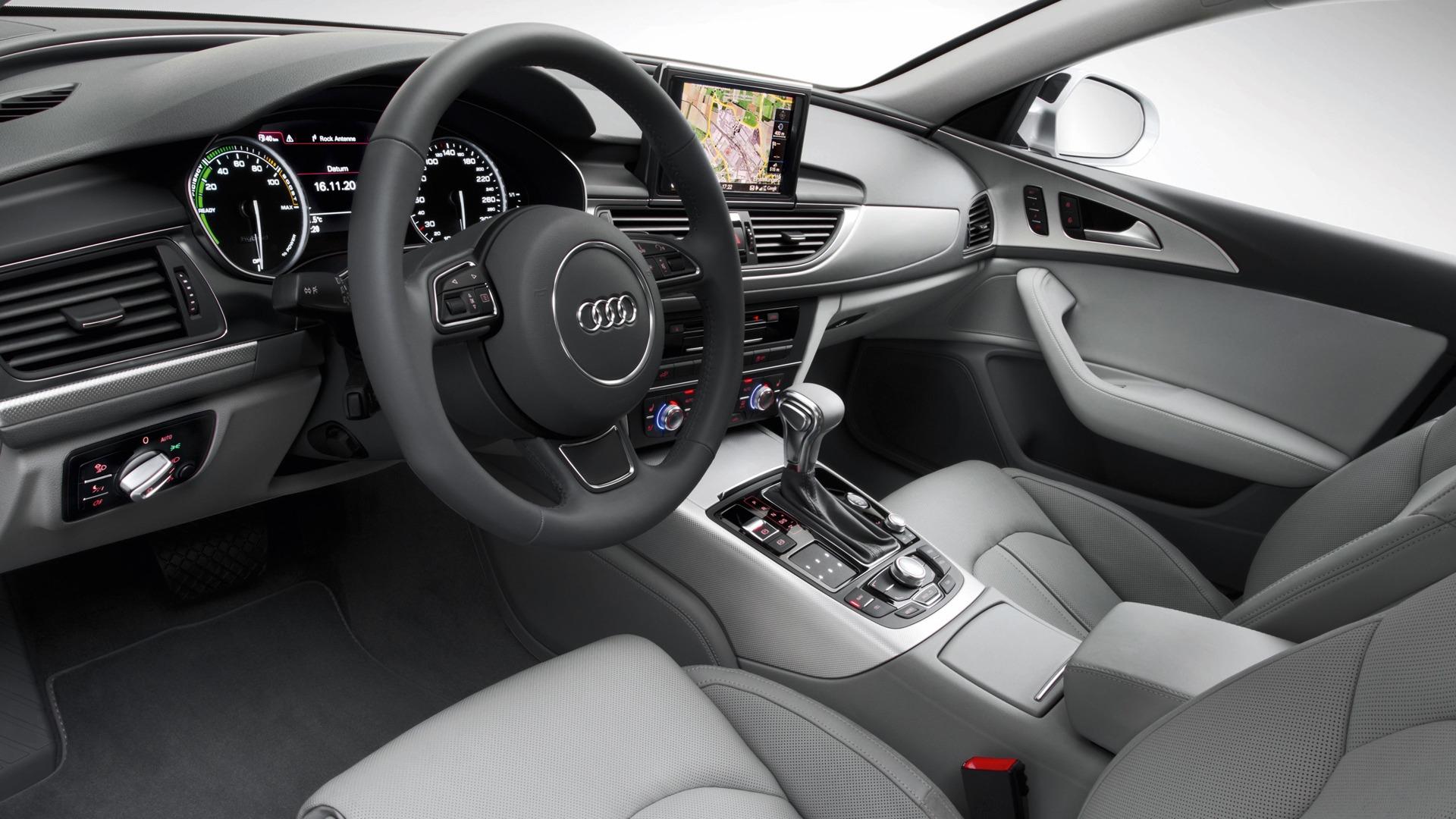 Audi A6 Hybrid 2011 Hd Wallpaper 11 1920x1080
