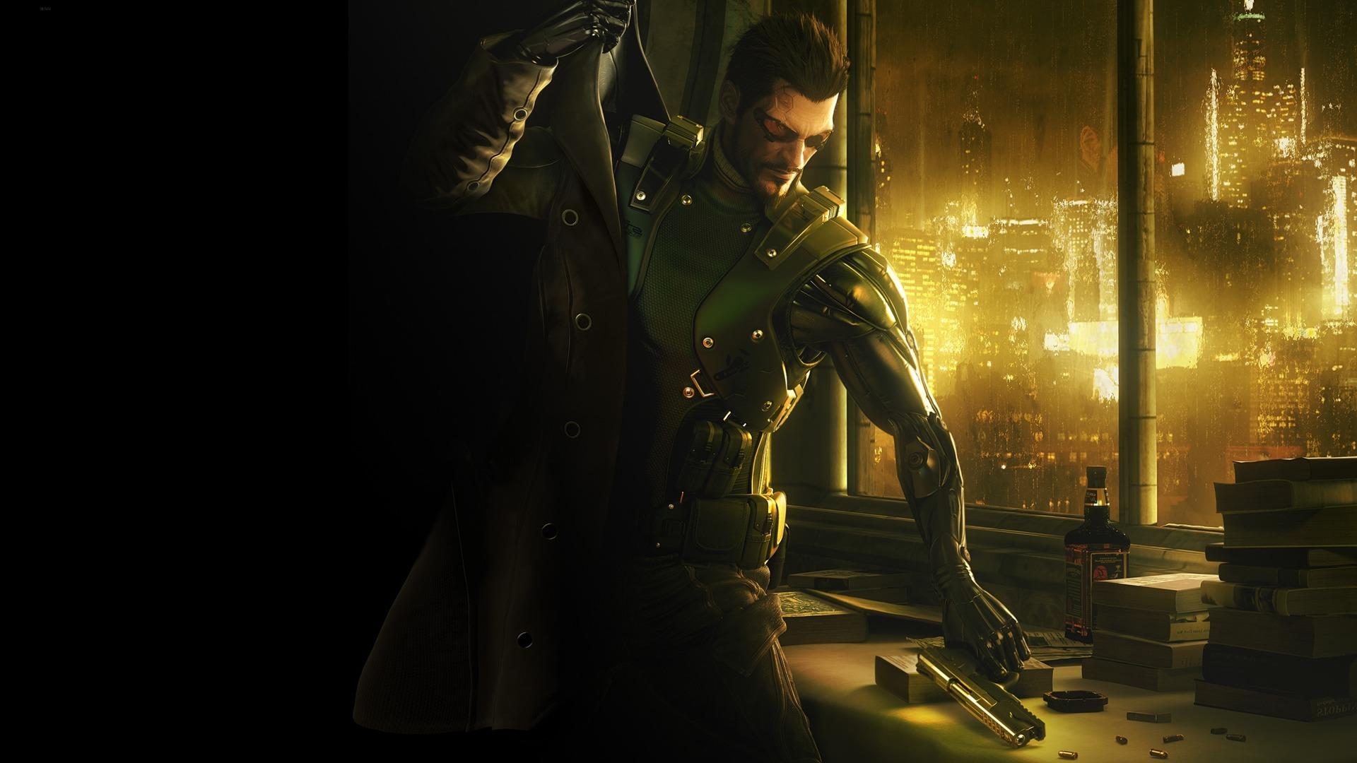 Deus Ex Human Revolution HD Wallpapers 16