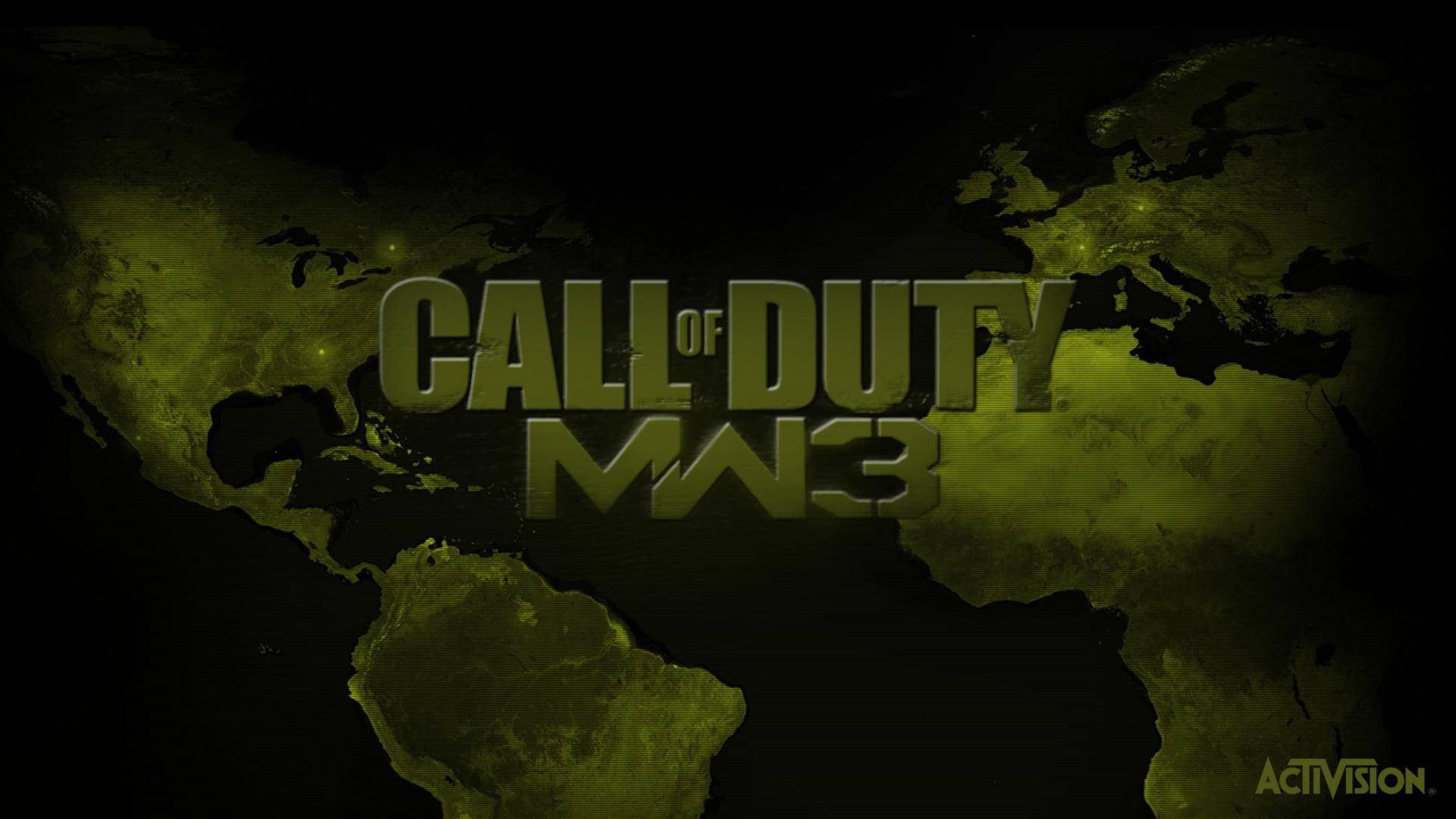 Call Of Duty MW3 HD Wallpapers 2