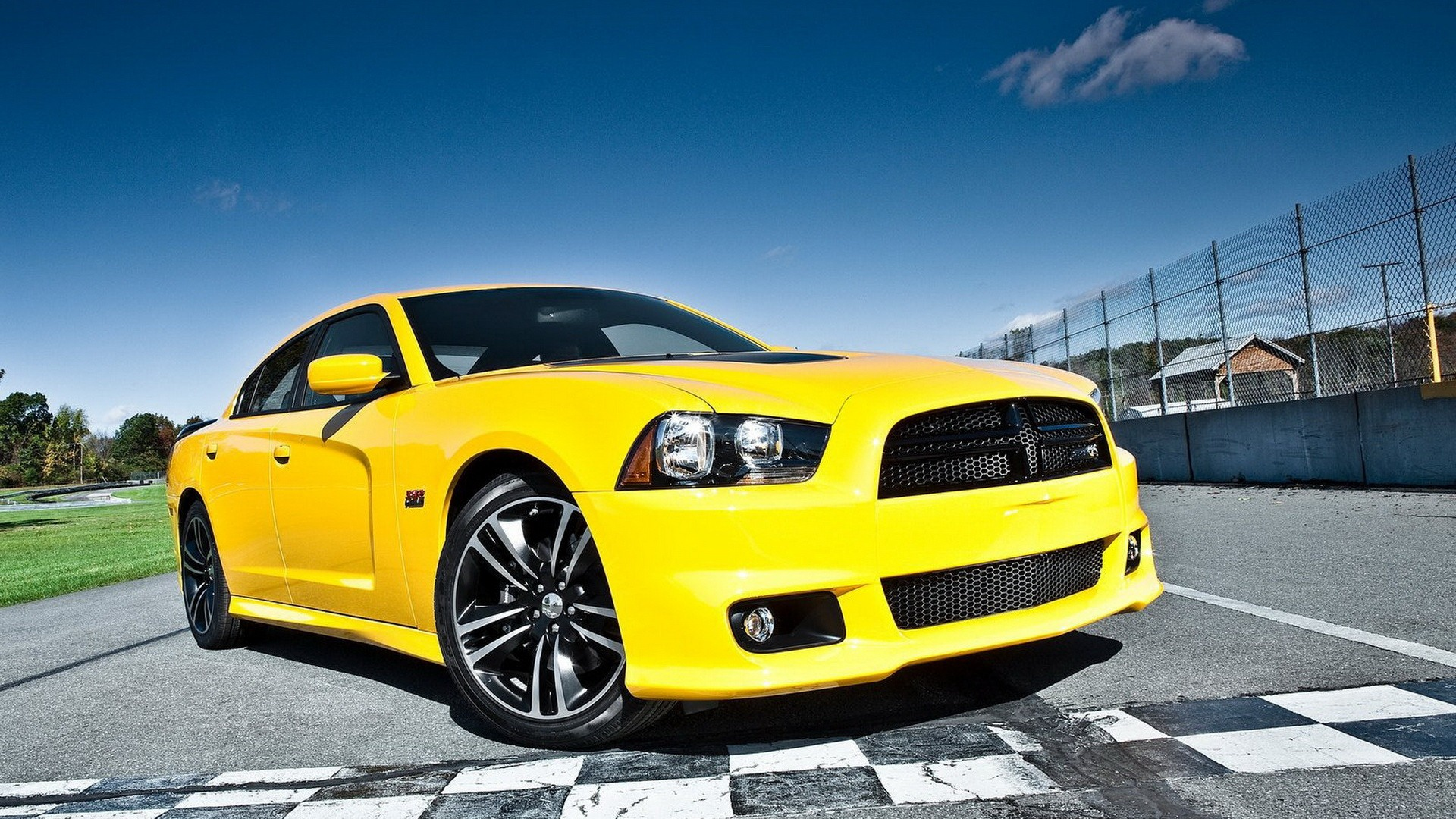 Dodge Charger Sports Car Hd Wallpapers 1 1920x1080