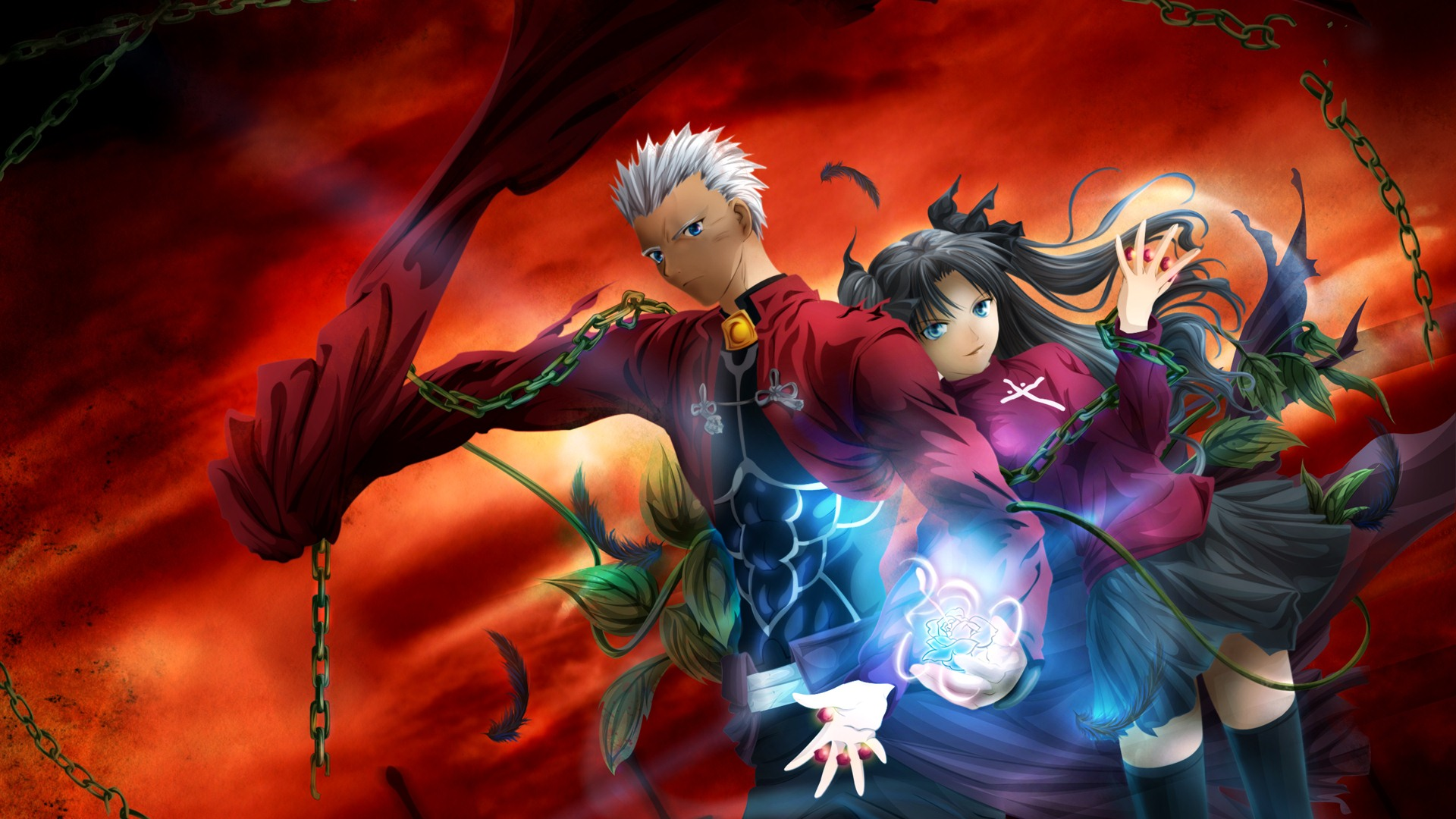 Fate Stay Night Hd Wallpapers 2 1920x1080 Wallpaper Download