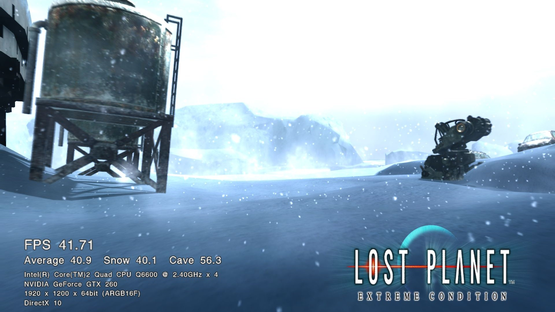 lost planet extreme condition hd wallpapers 13
