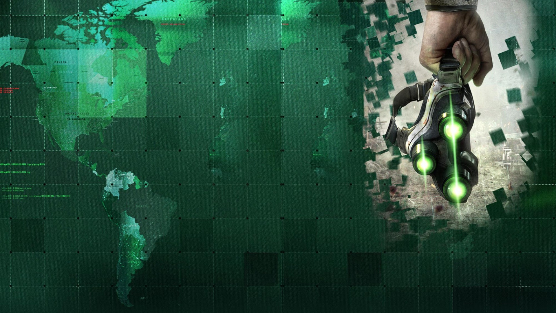 Splinter Cell Blacklist HD Wallpapers 12